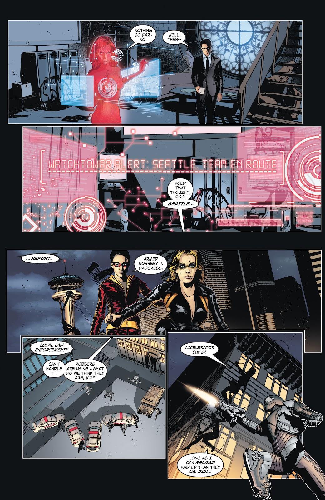 Read online Smallville Season 11 [II] comic -  Issue # TPB 6 - 9