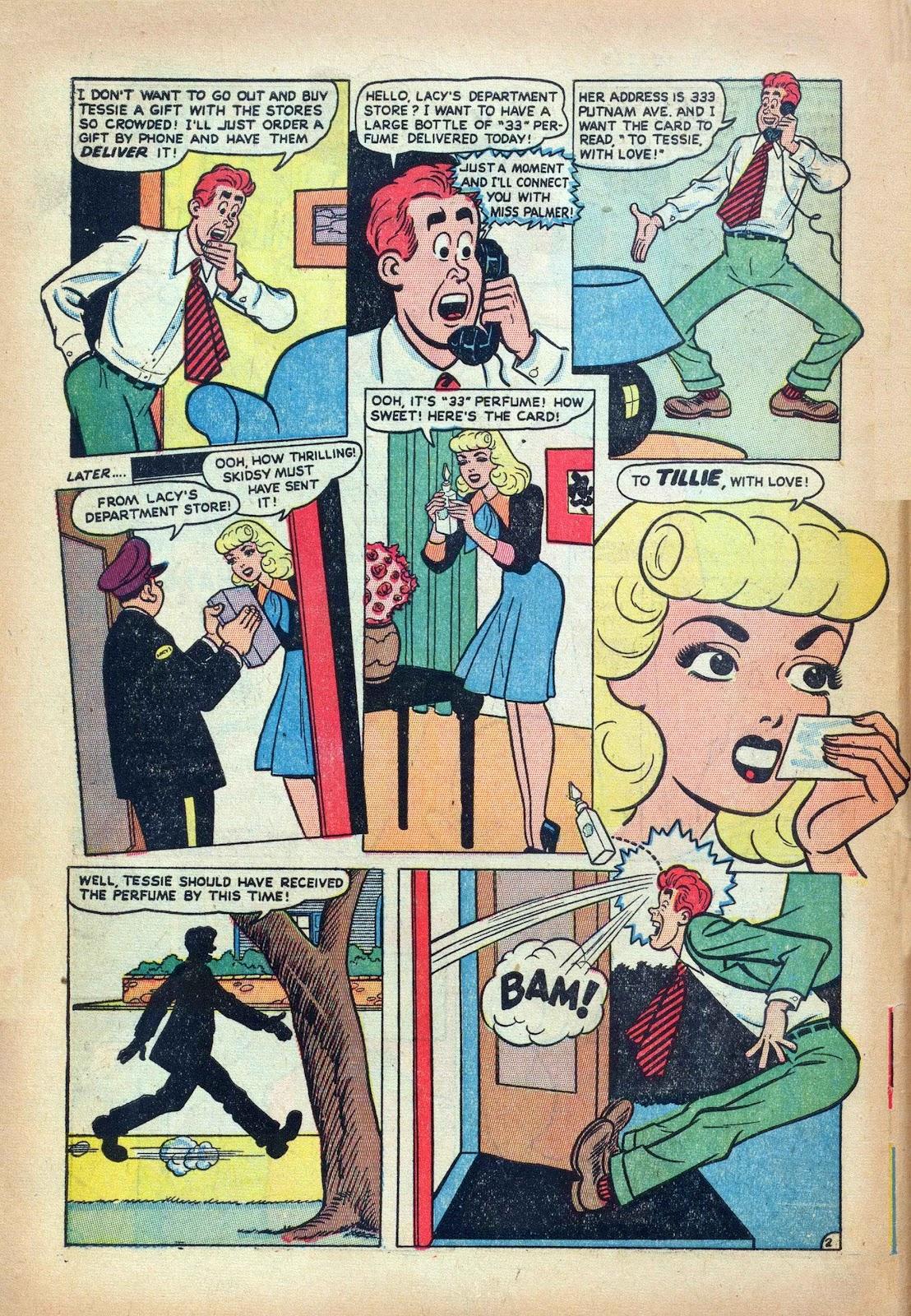 Tessie the Typist issue 16 - Page 4