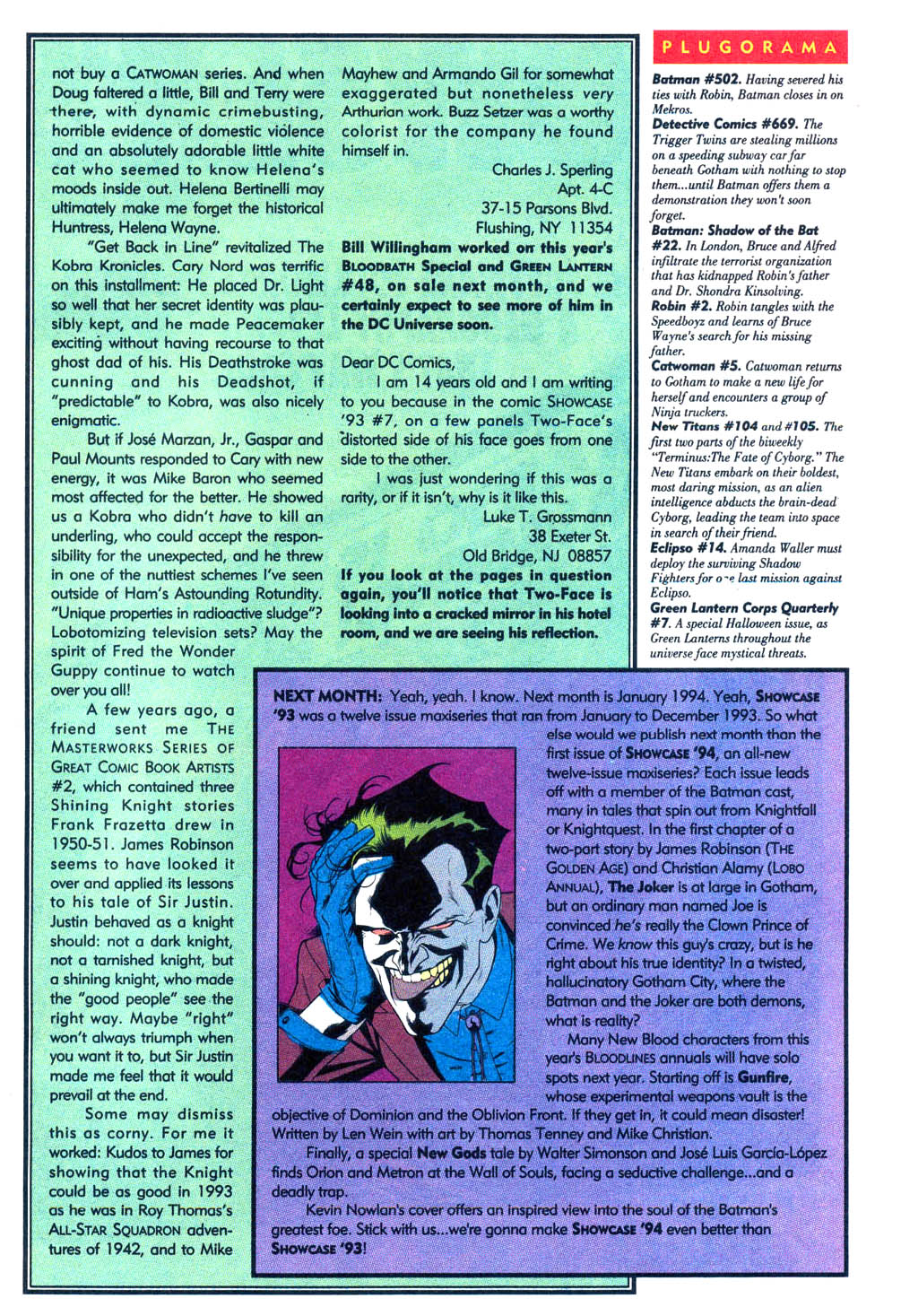 Read online Showcase '93 comic -  Issue #12 - 41