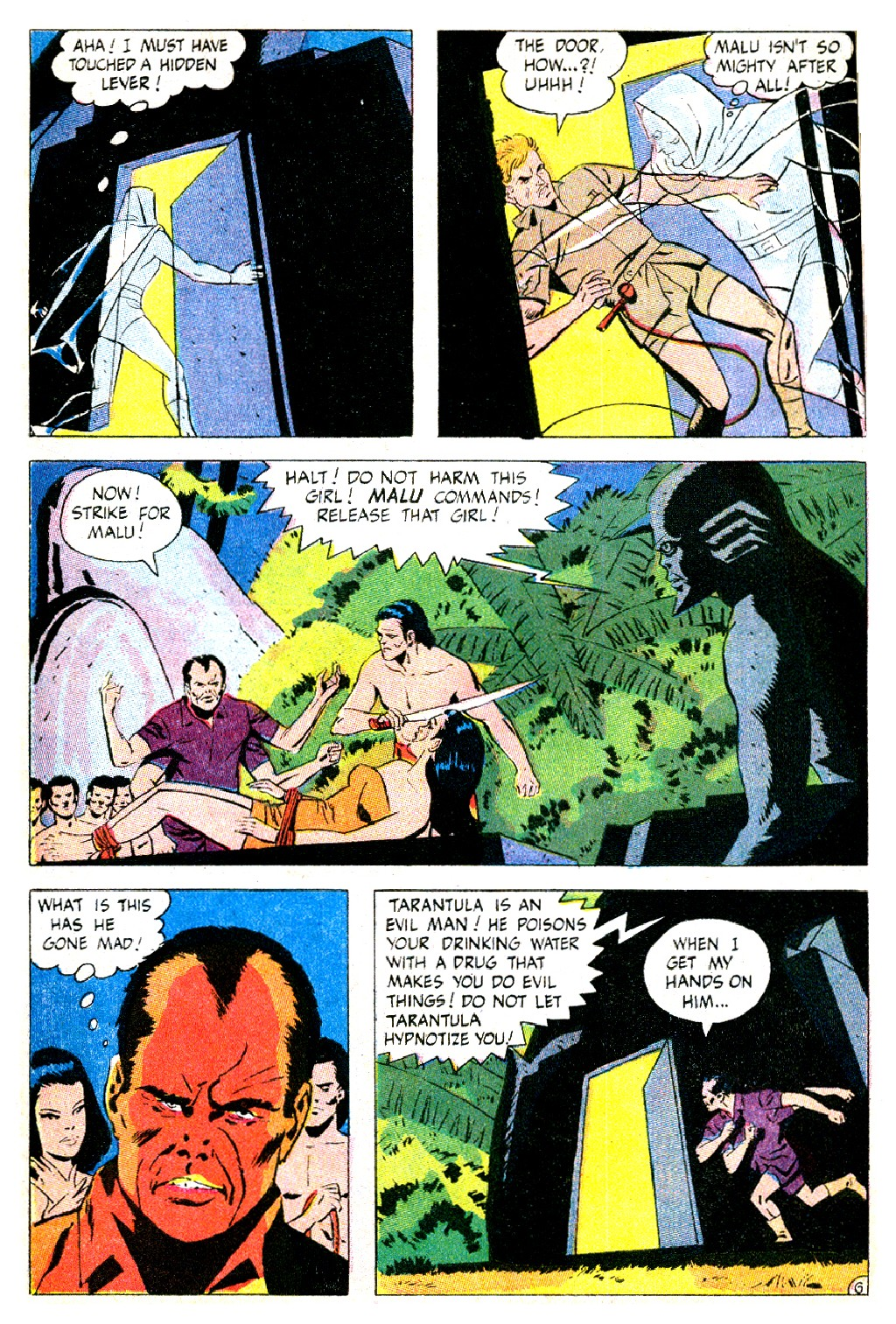 T.H.U.N.D.E.R. Agents (1965) issue 9 - Page 32