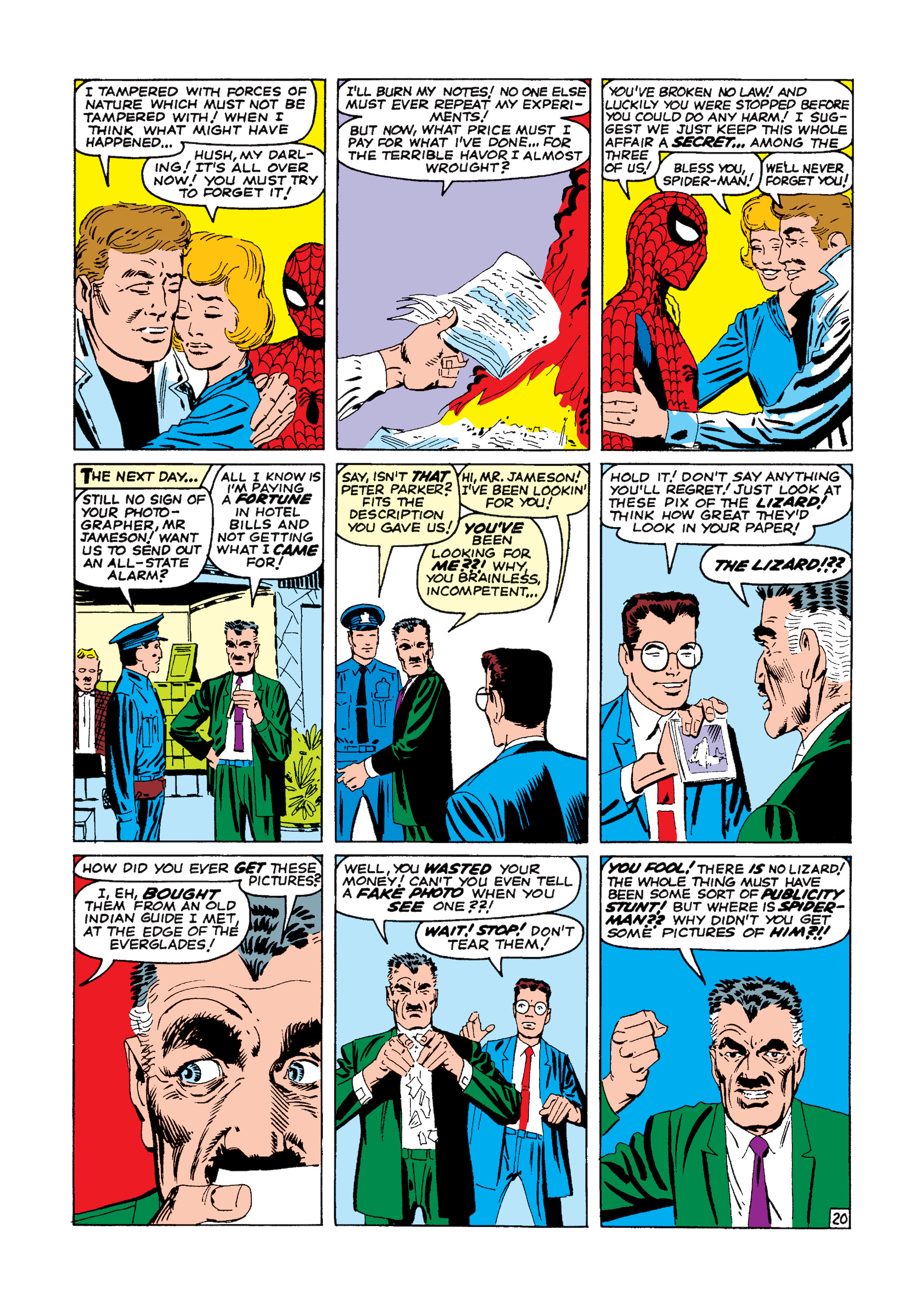 The Amazing Spider-Man (1963) 6 Page 20