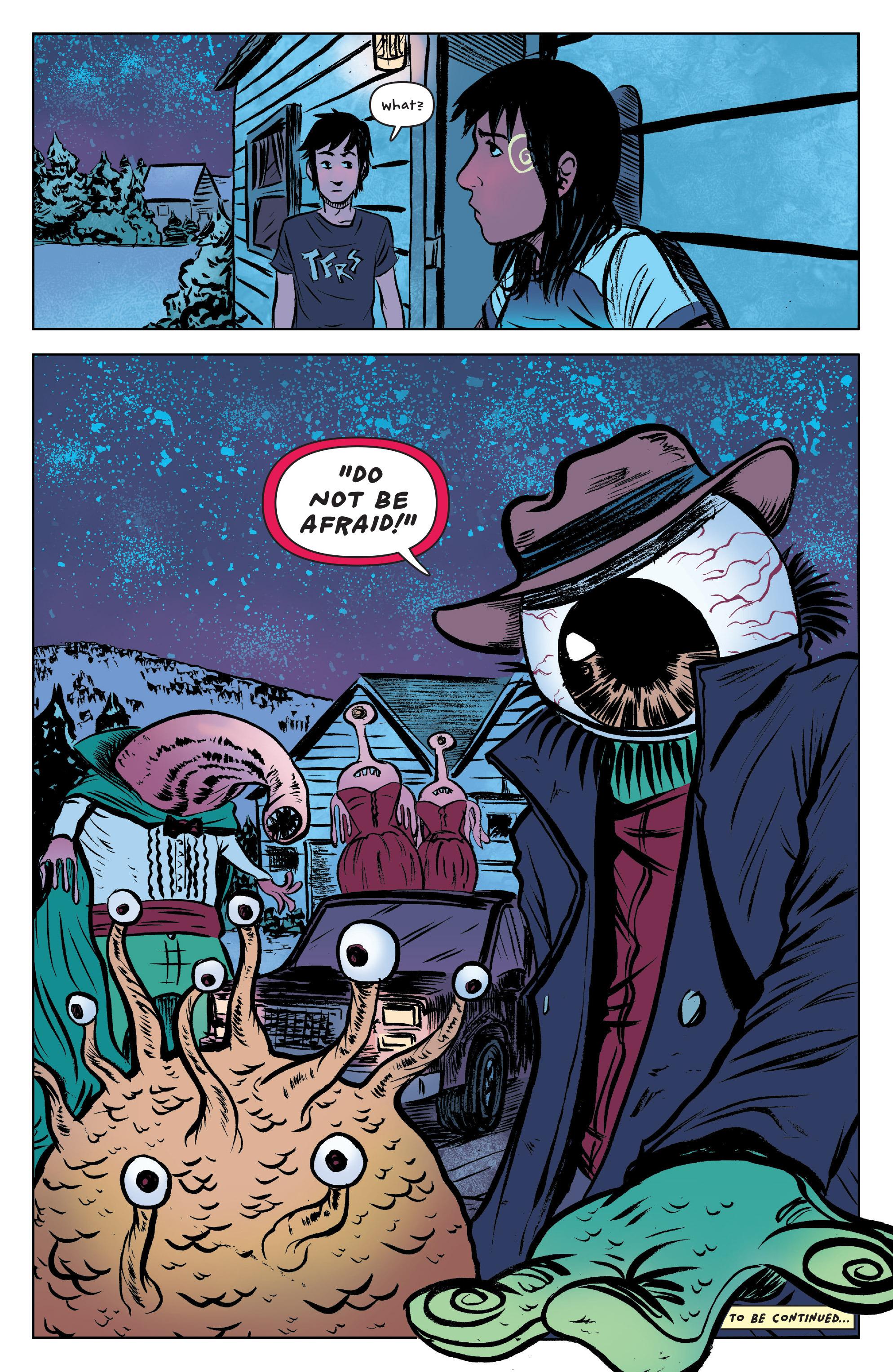 Read online UFOlogy comic -  Issue #3 - 23