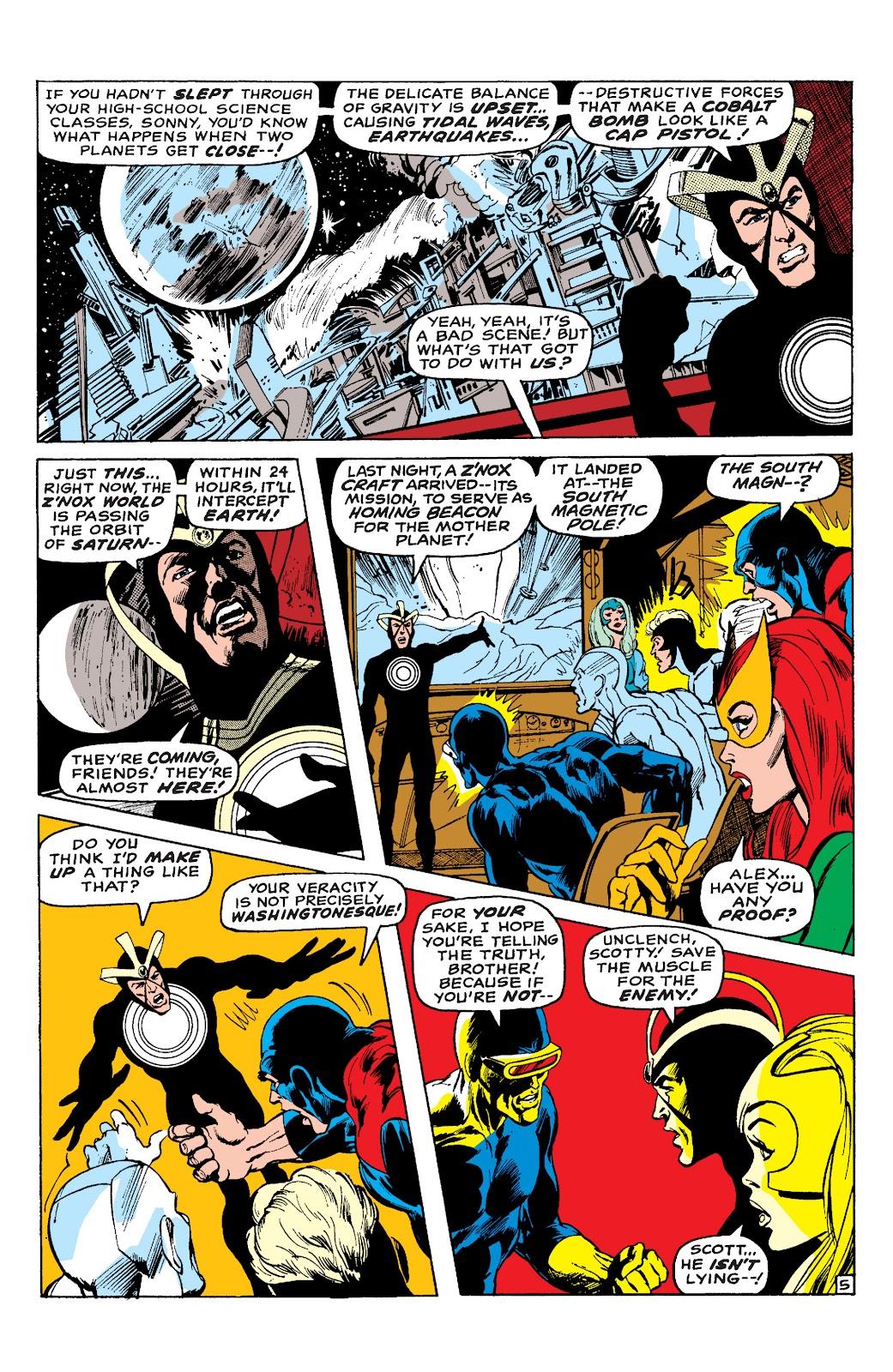 Uncanny X-Men (1963) issue 65 - Page 6