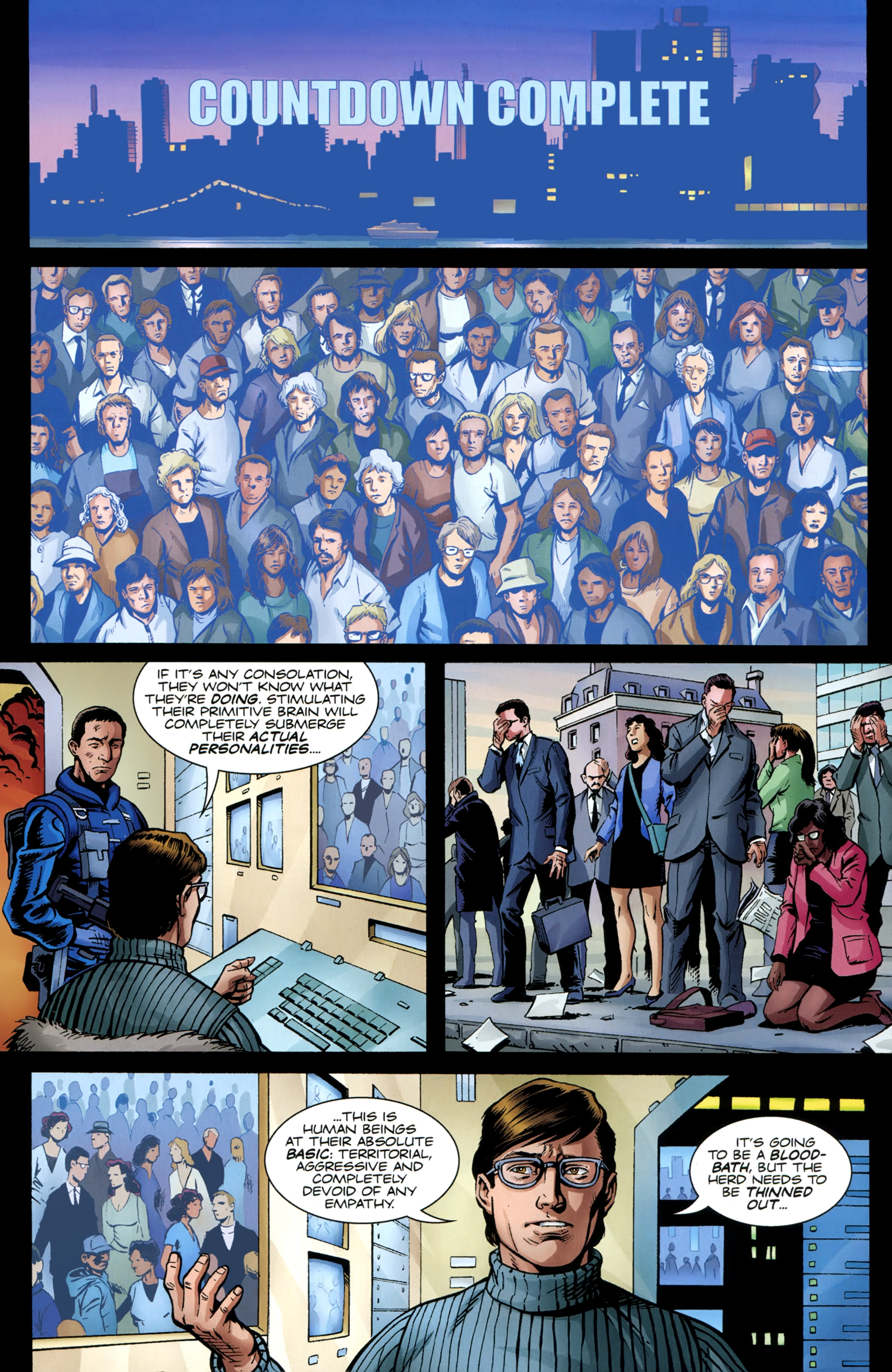 Read online Secret Service comic -  Issue #6 - 24