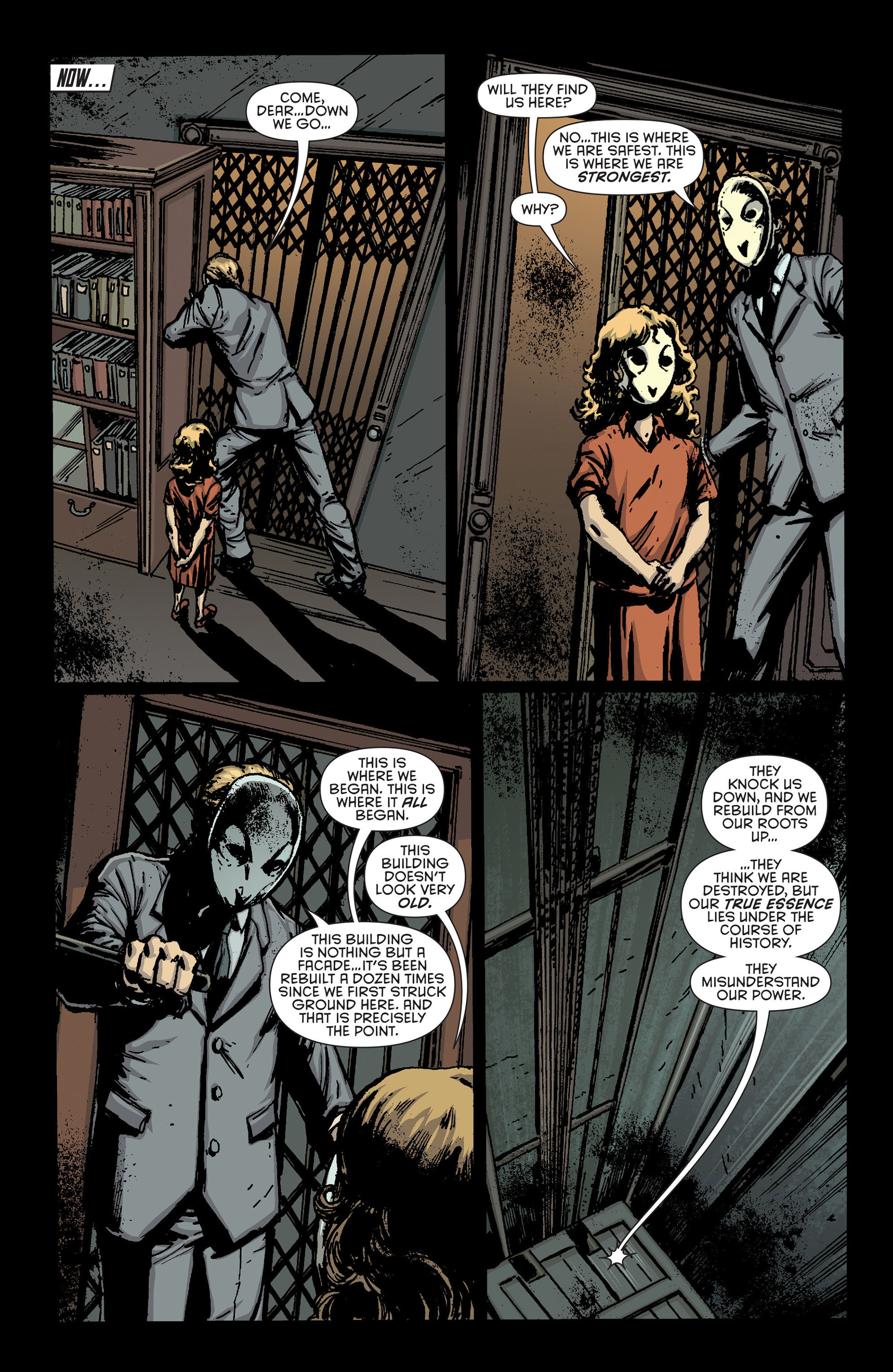 Read online Batman and Robin (2011) comic -  Issue #23.2 - 11
