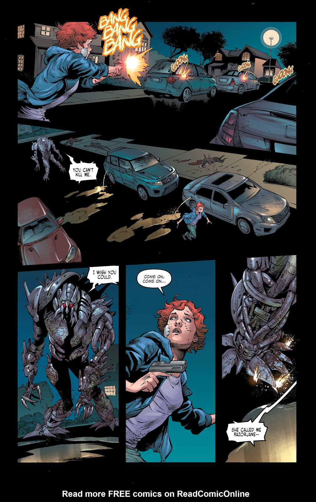 Read online The Curse of Brimstone: Ashes comic -  Issue # TPB (Part 2) - 23