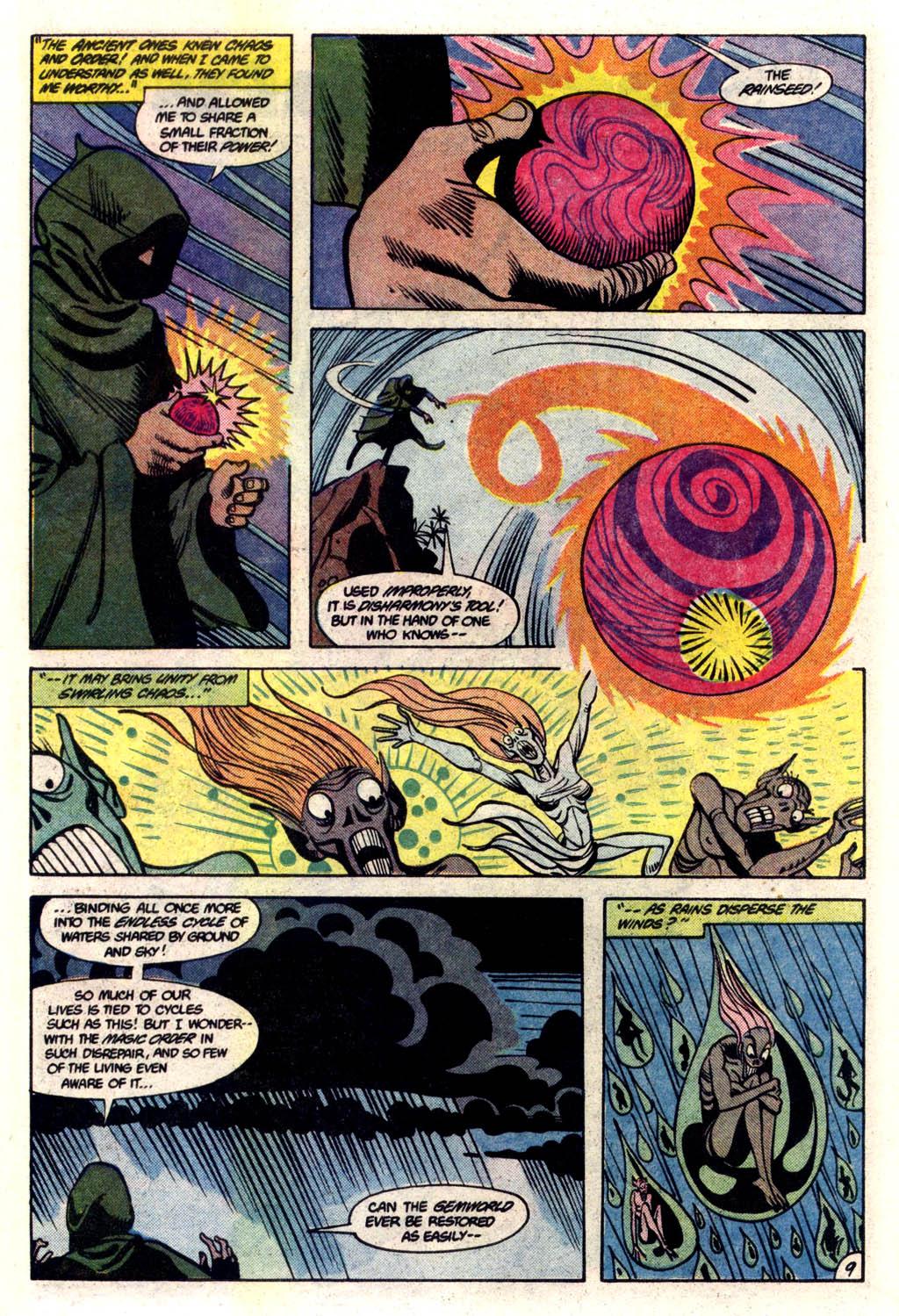 Read online Amethyst (1985) comic -  Issue #6 - 10