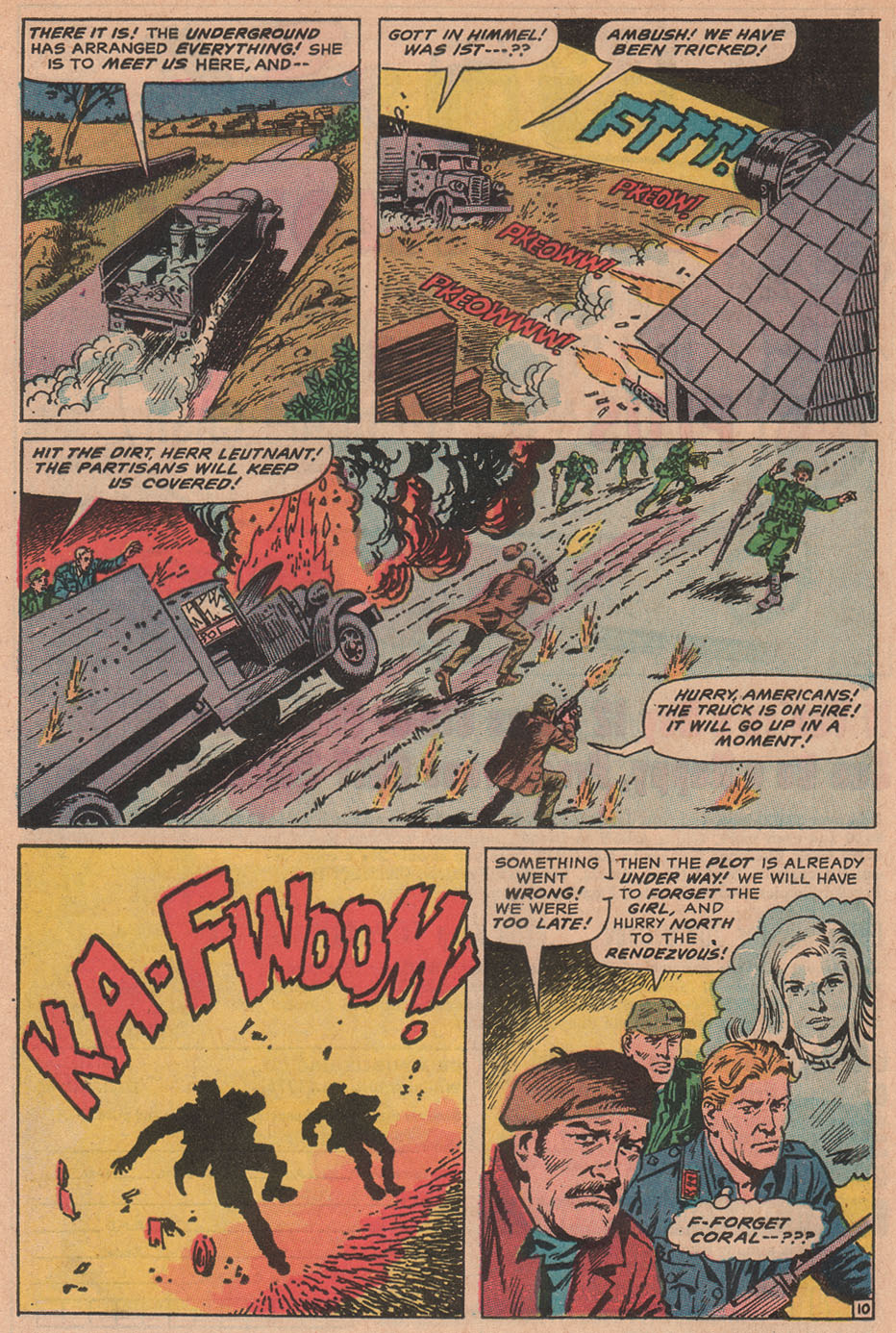Read online Sgt. Fury comic -  Issue #78 - 16