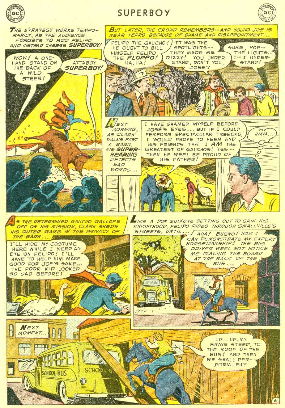 Superboy (1949) issue 42 - Page 28
