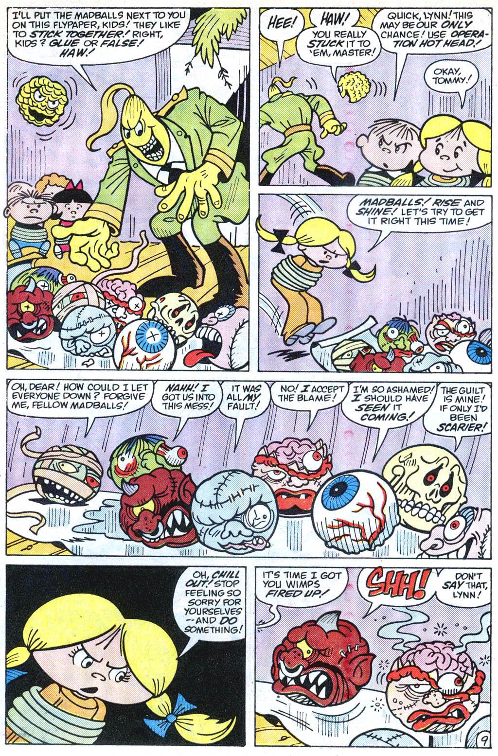Madballs issue 1 - Page 21