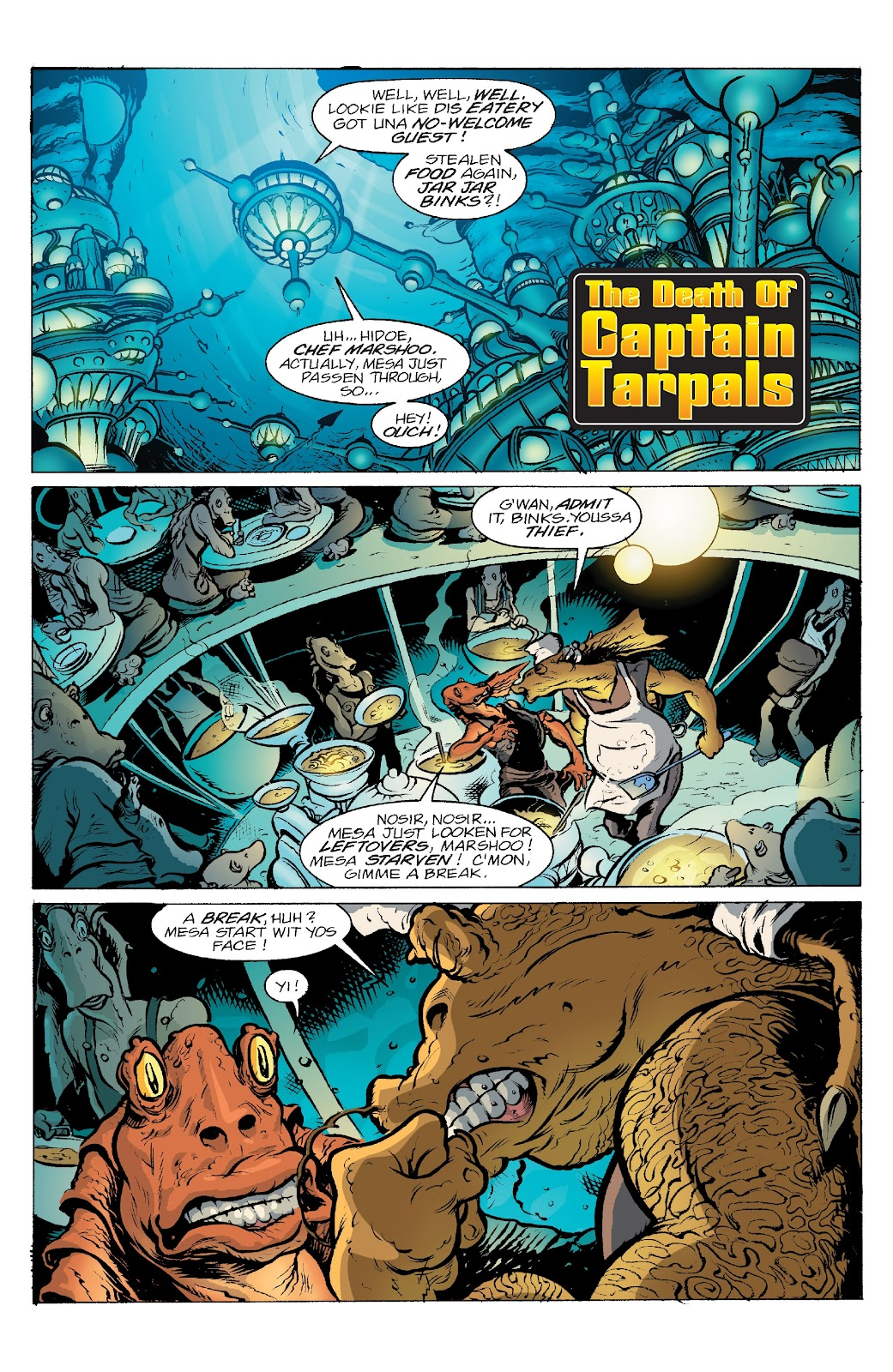Read online Star Wars Legends: Rise of the Sith - Epic Collection comic -  Issue # TPB 2 (Part 3) - 30