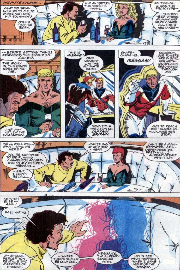 Excalibur (1988) issue 18 - Page 17