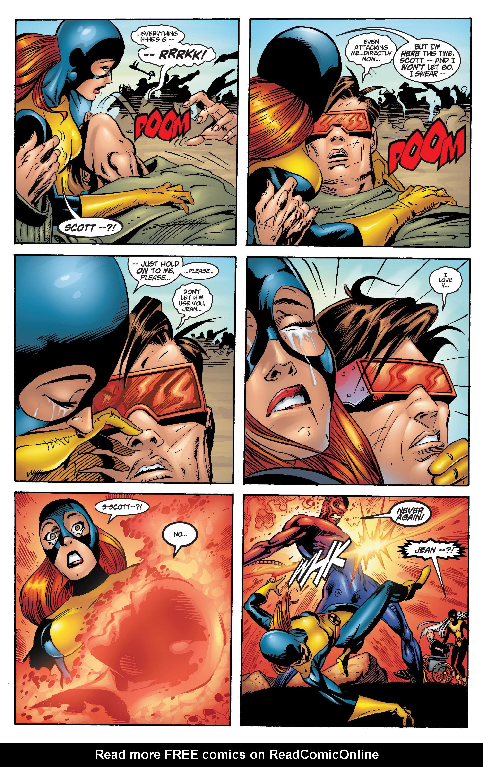 Read online Uncanny X-Men (1963) comic -  Issue #378 - 18