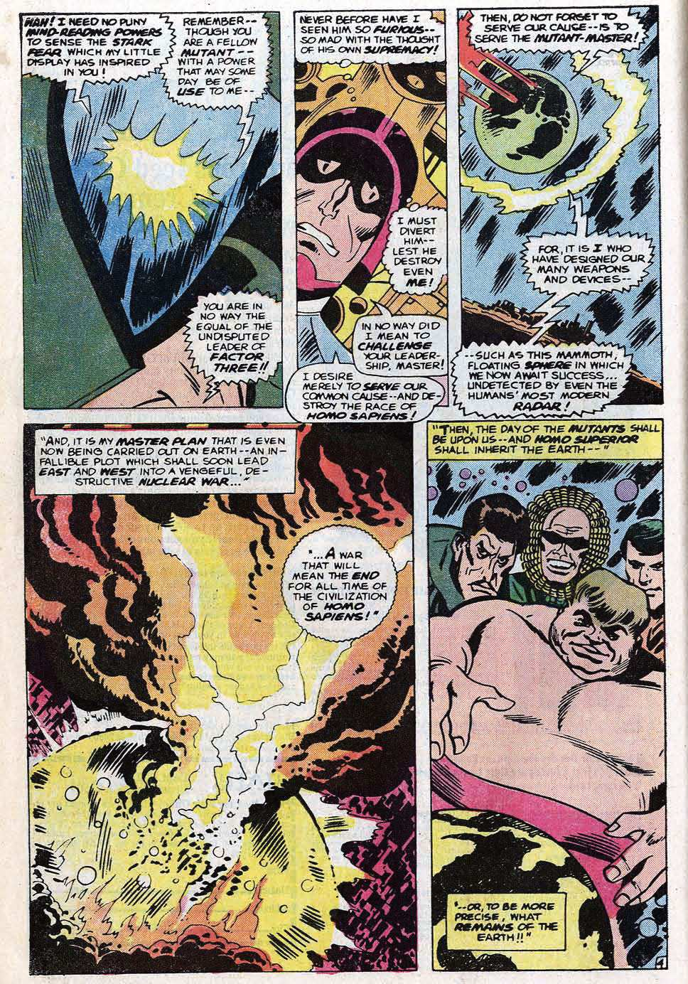 Uncanny X-Men (1963) 86 Page 7