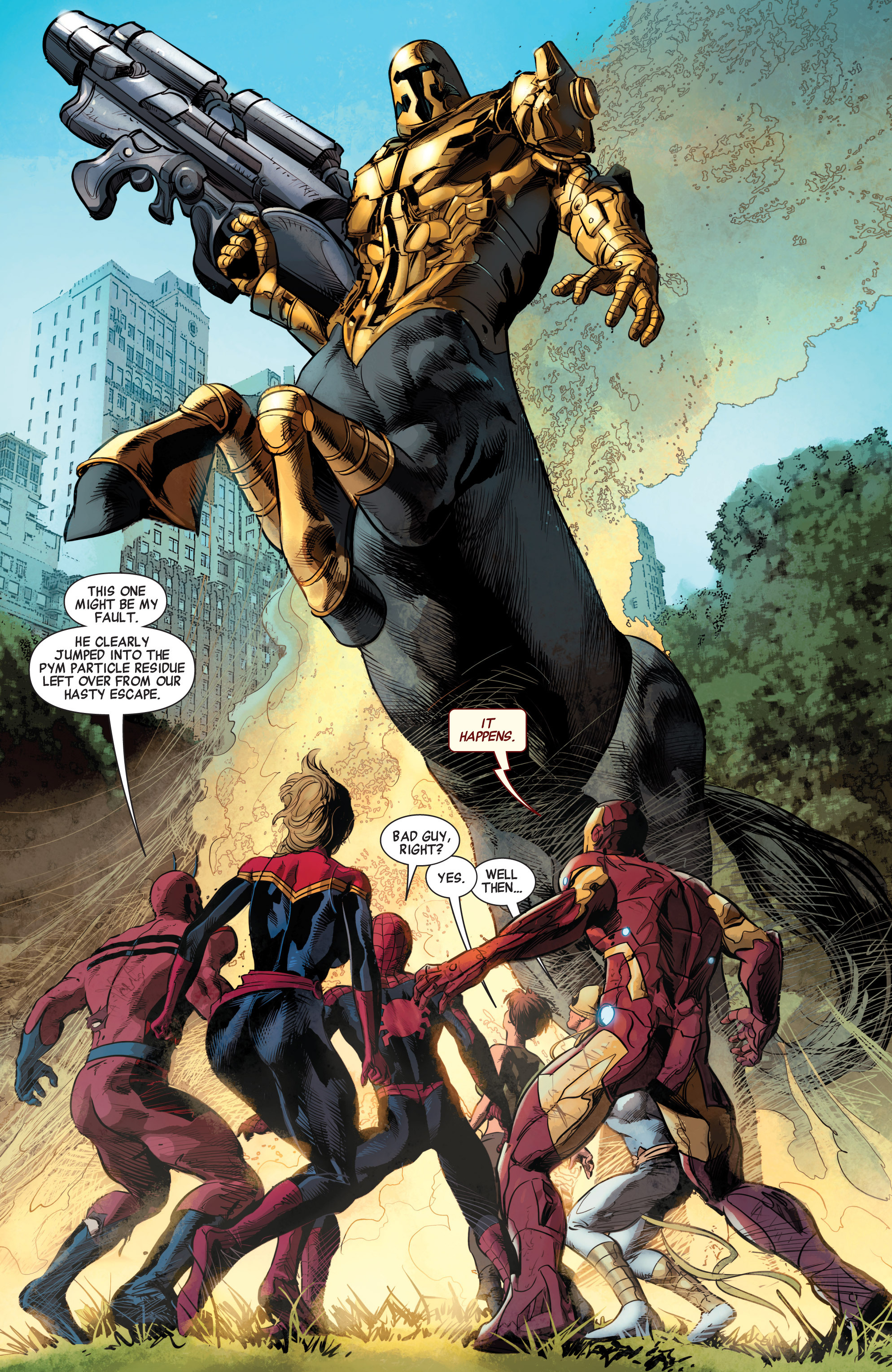 Read online Avengers (2010) comic -  Issue #34 - 23
