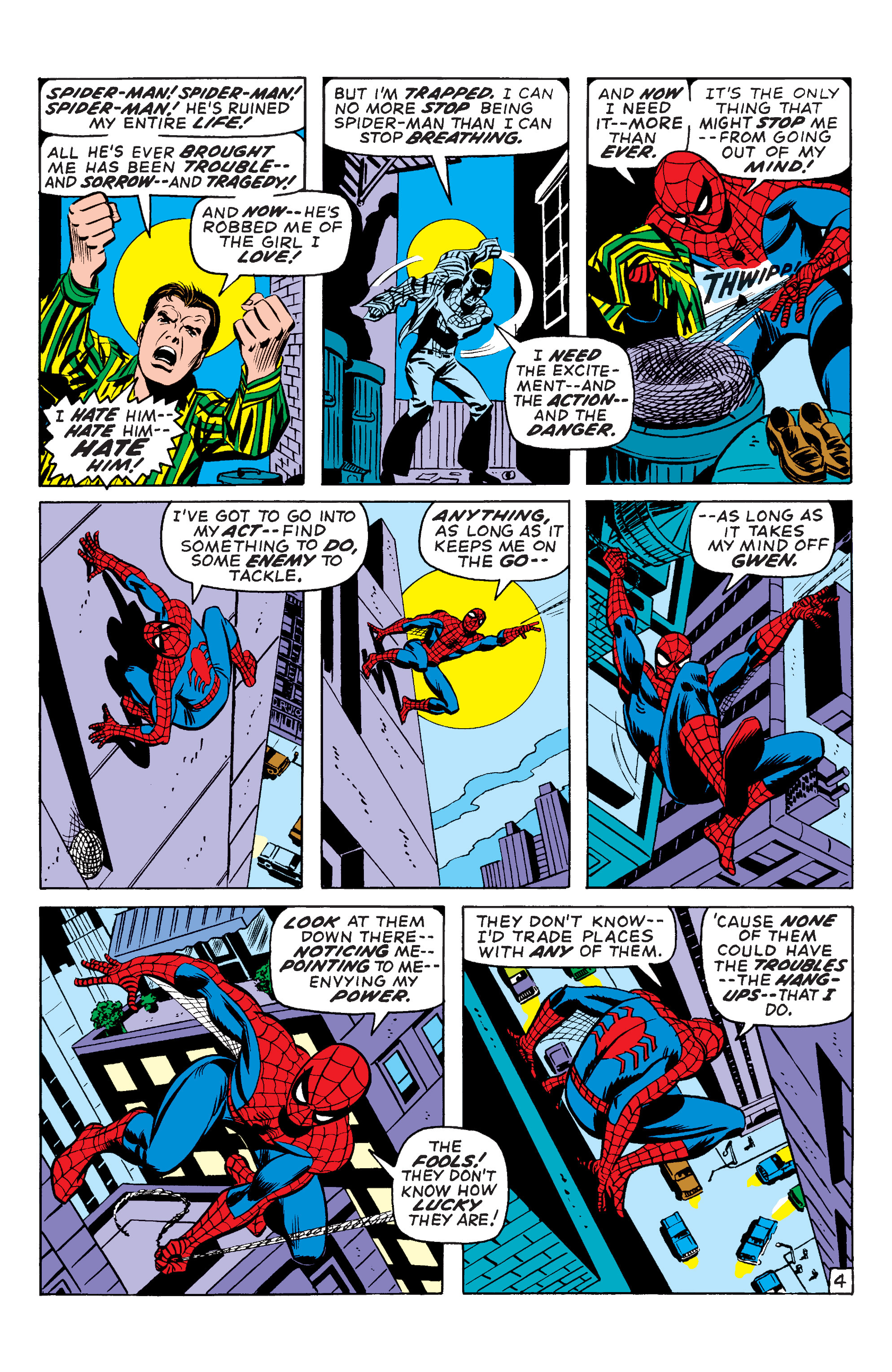 The Amazing Spider-Man (1963) 93 Page 4
