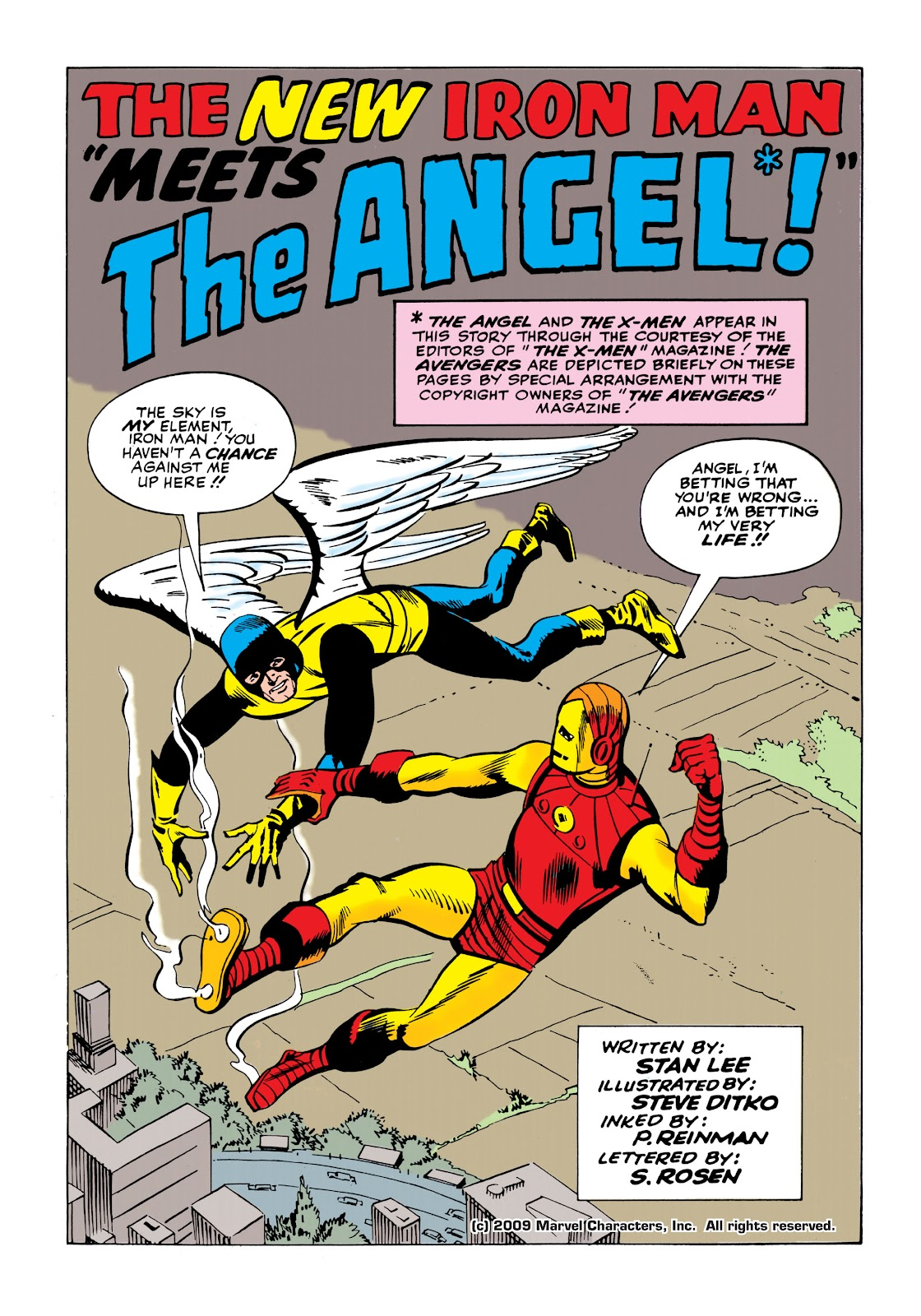 Read online Marvel Masterworks: The Invincible Iron Man comic -  Issue # TPB 1 (Part 2) - 59