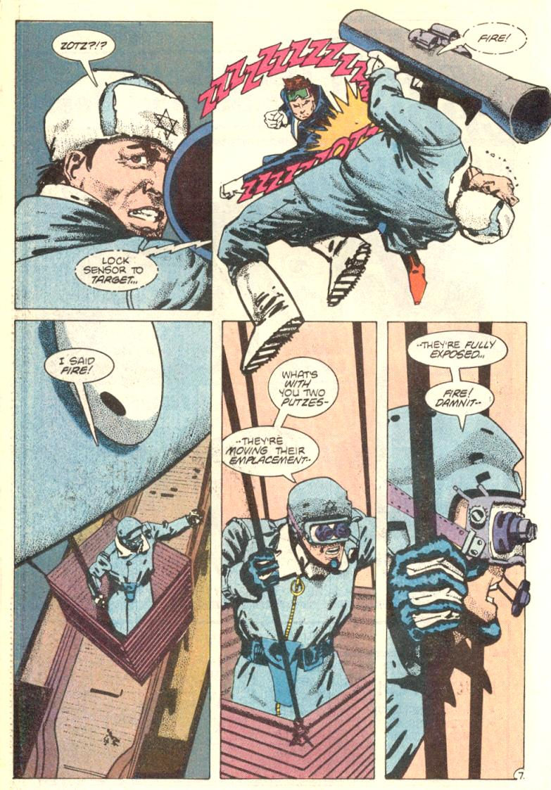 Read online American Flagg! comic -  Issue #9 - 8