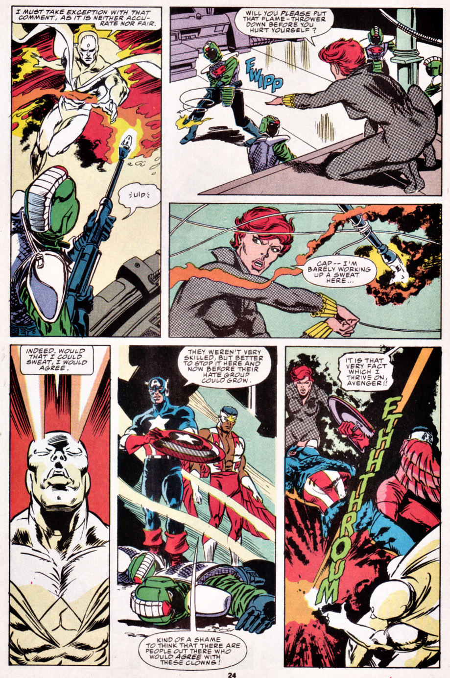 The Avengers (1963) 342 Page 16