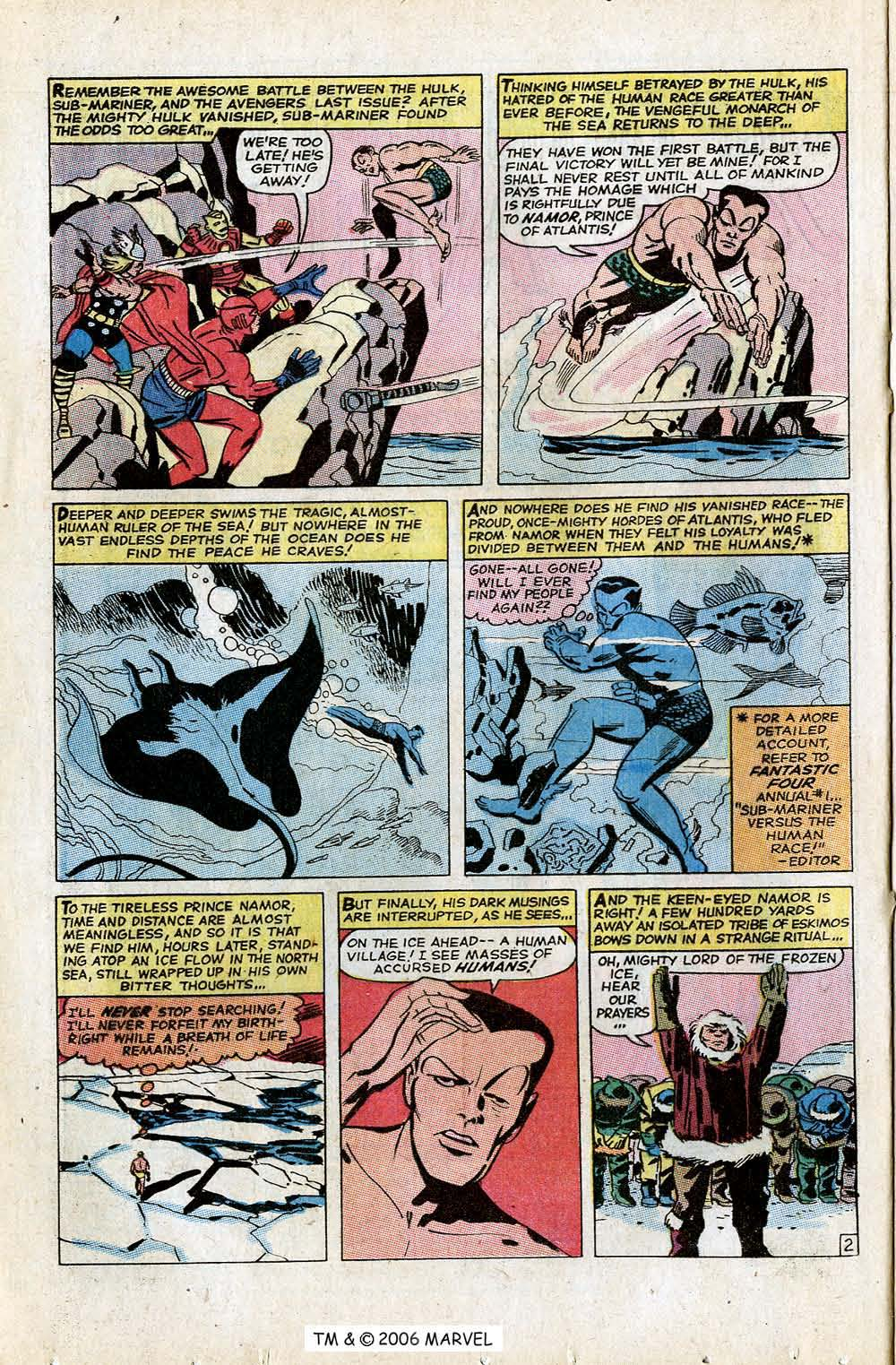 The Avengers (1963) _Annual_3 Page 3