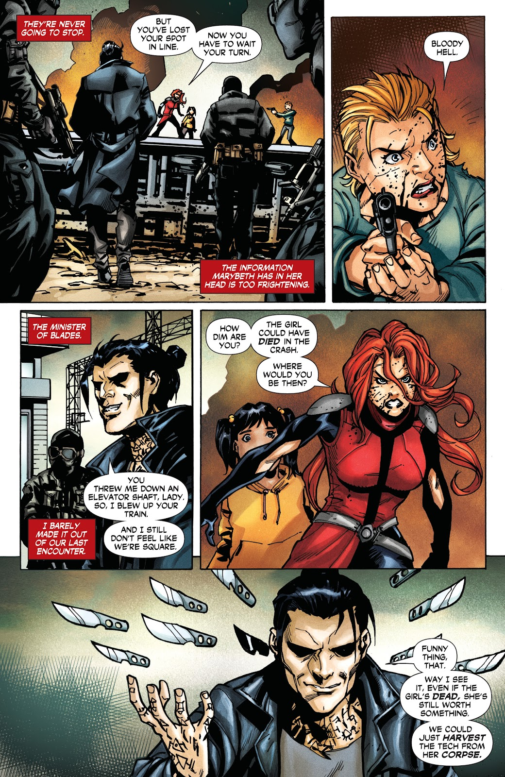 Read online Roku comic -  Issue #3 - 20