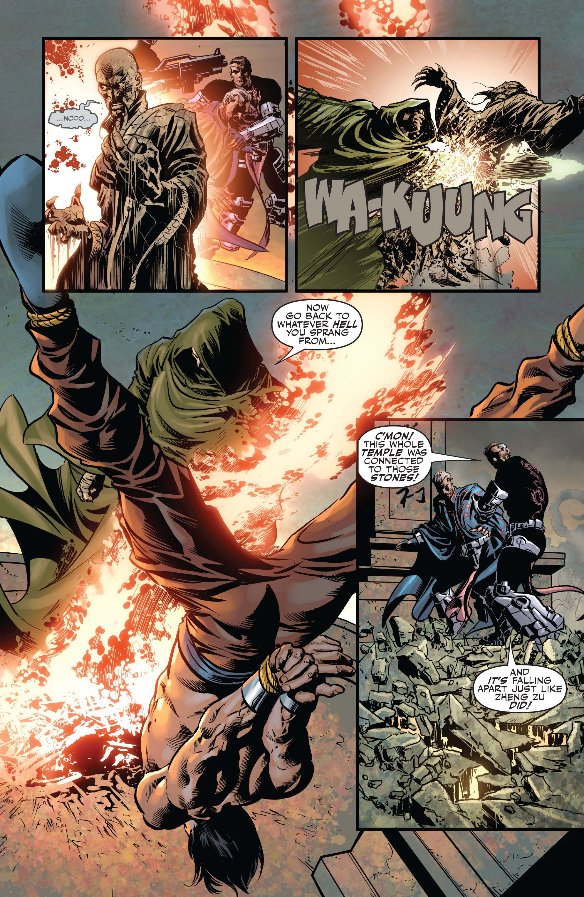Read online Secret Avengers (2010) comic -  Issue #10 - 18