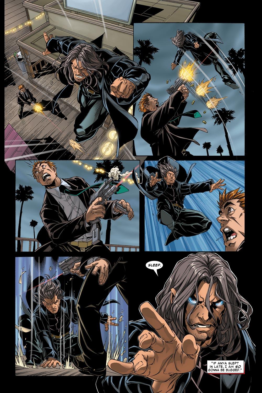 Read online Amazing Fantasy (2004) comic -  Issue #1 - 4