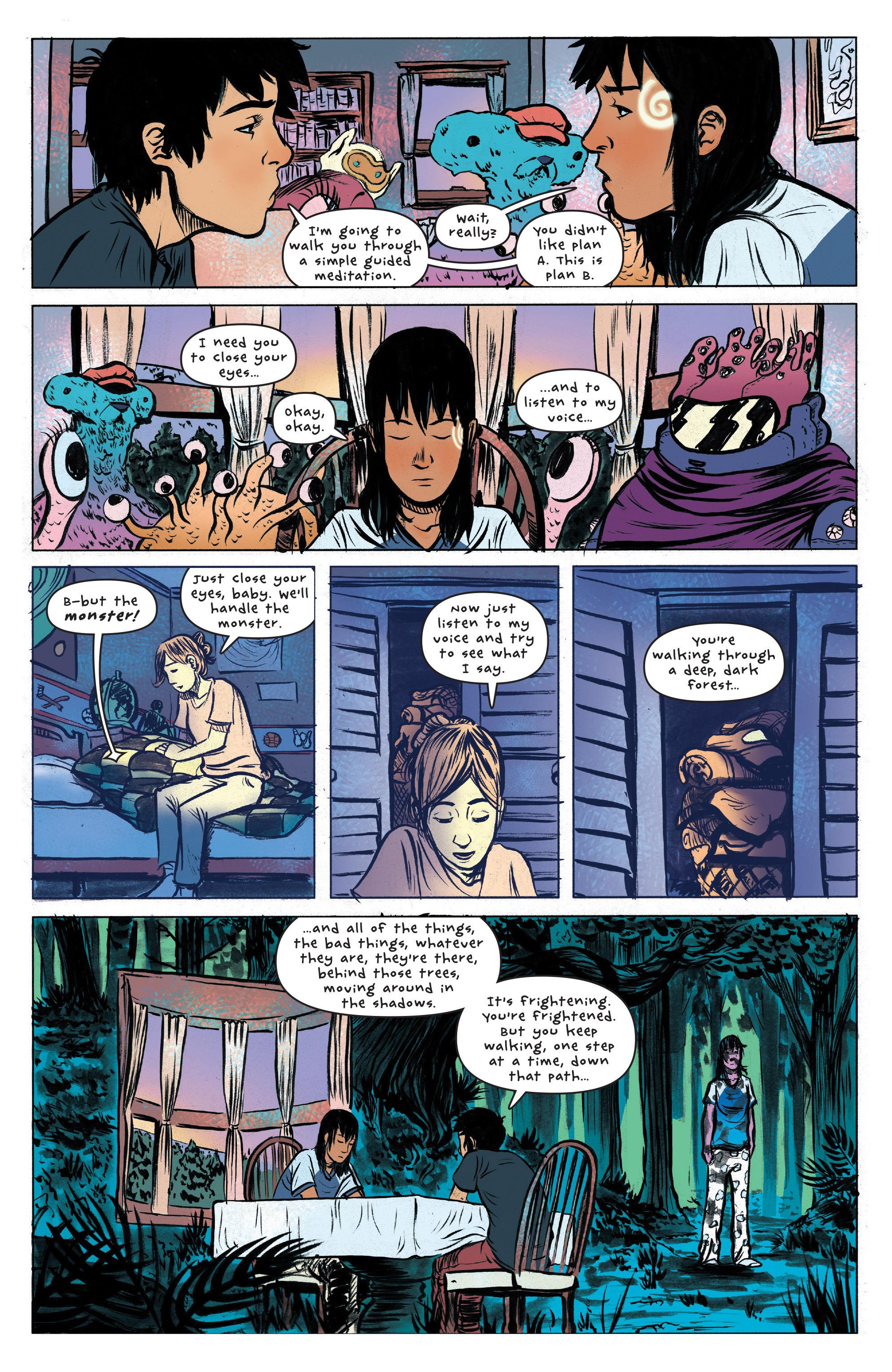 Read online UFOlogy comic -  Issue #4 - 6