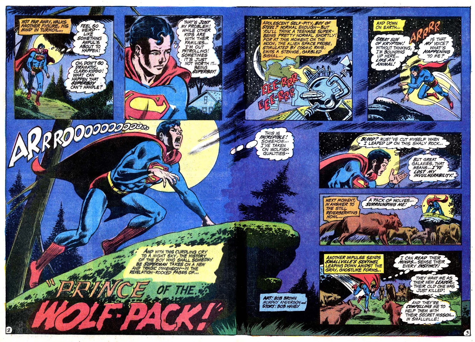 Superboy (1949) issue 180 - Page 3