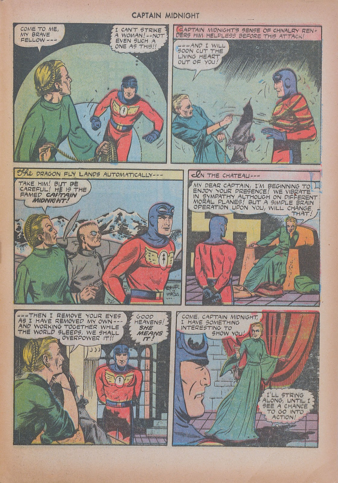 Captain Midnight (1942) issue 20 - Page 45