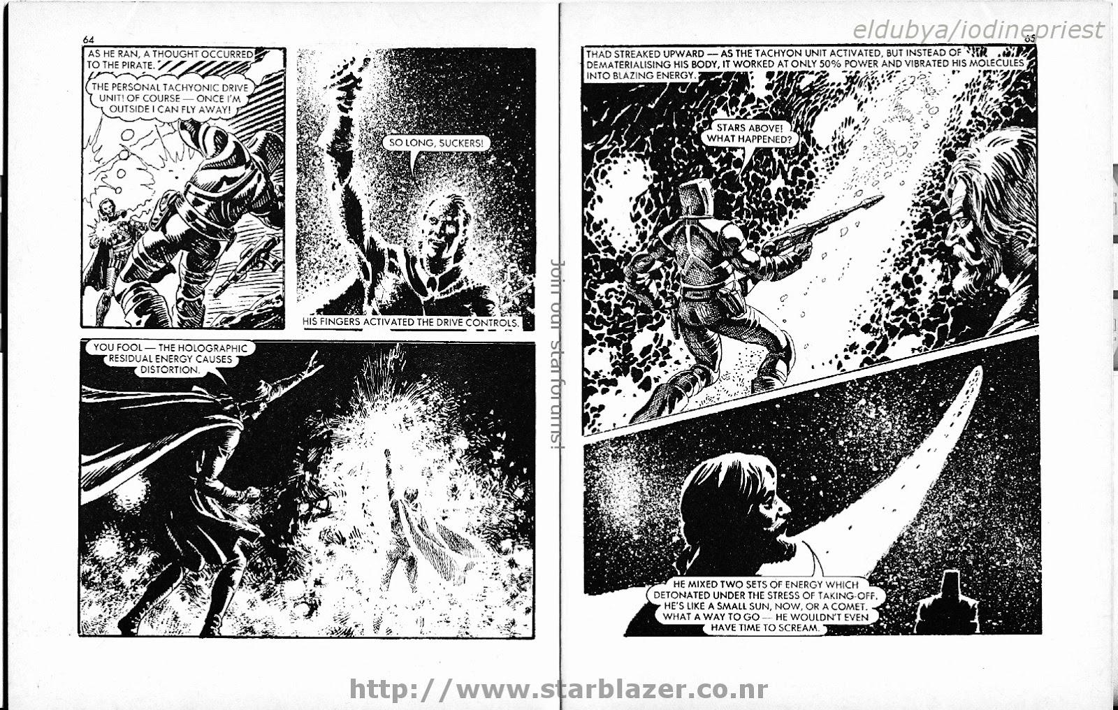 Starblazer issue 141 - Page 34