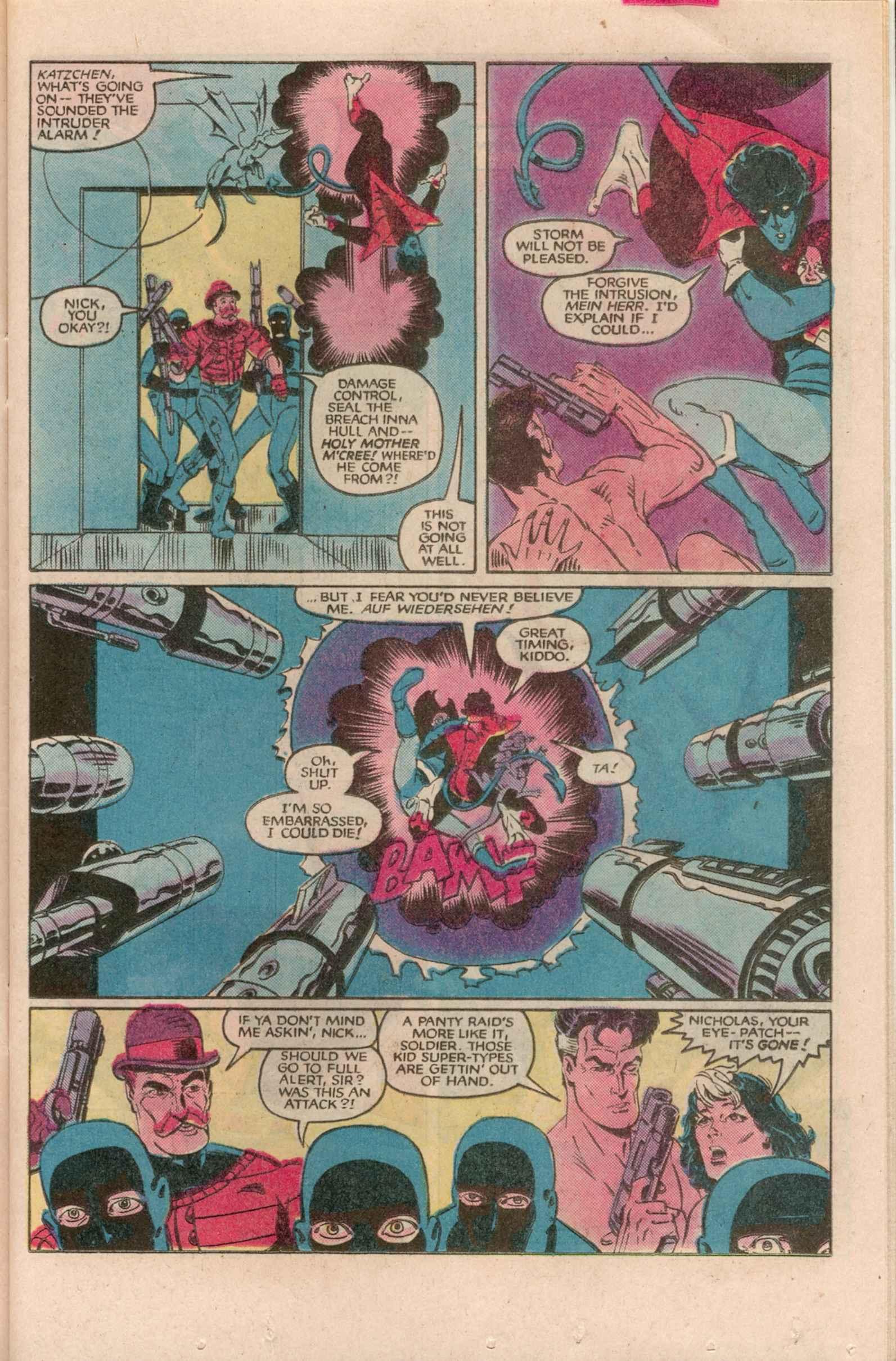 Read online Uncanny X-Men (1963) comic -  Issue # _Annual 7 - 12