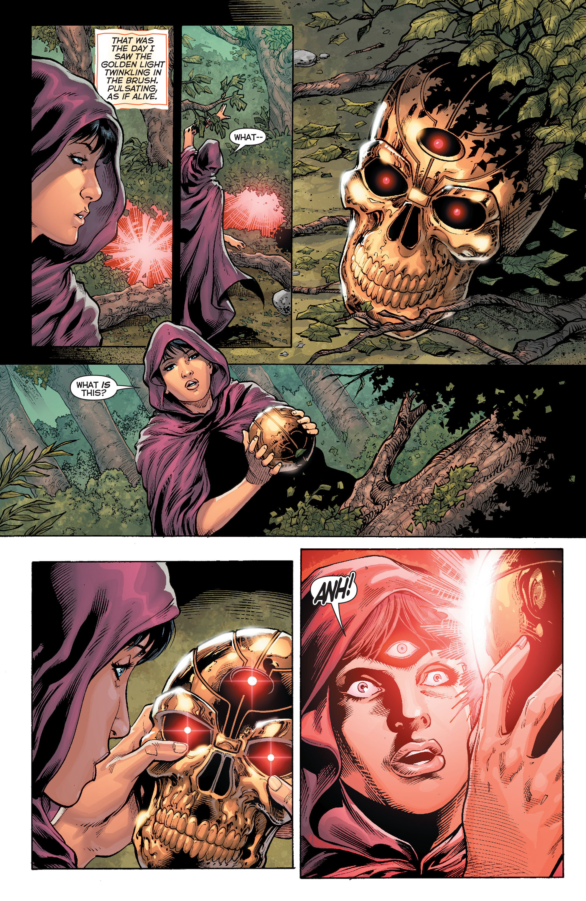 Read online Trinity of Sin: Pandora comic -  Issue #1 - 3