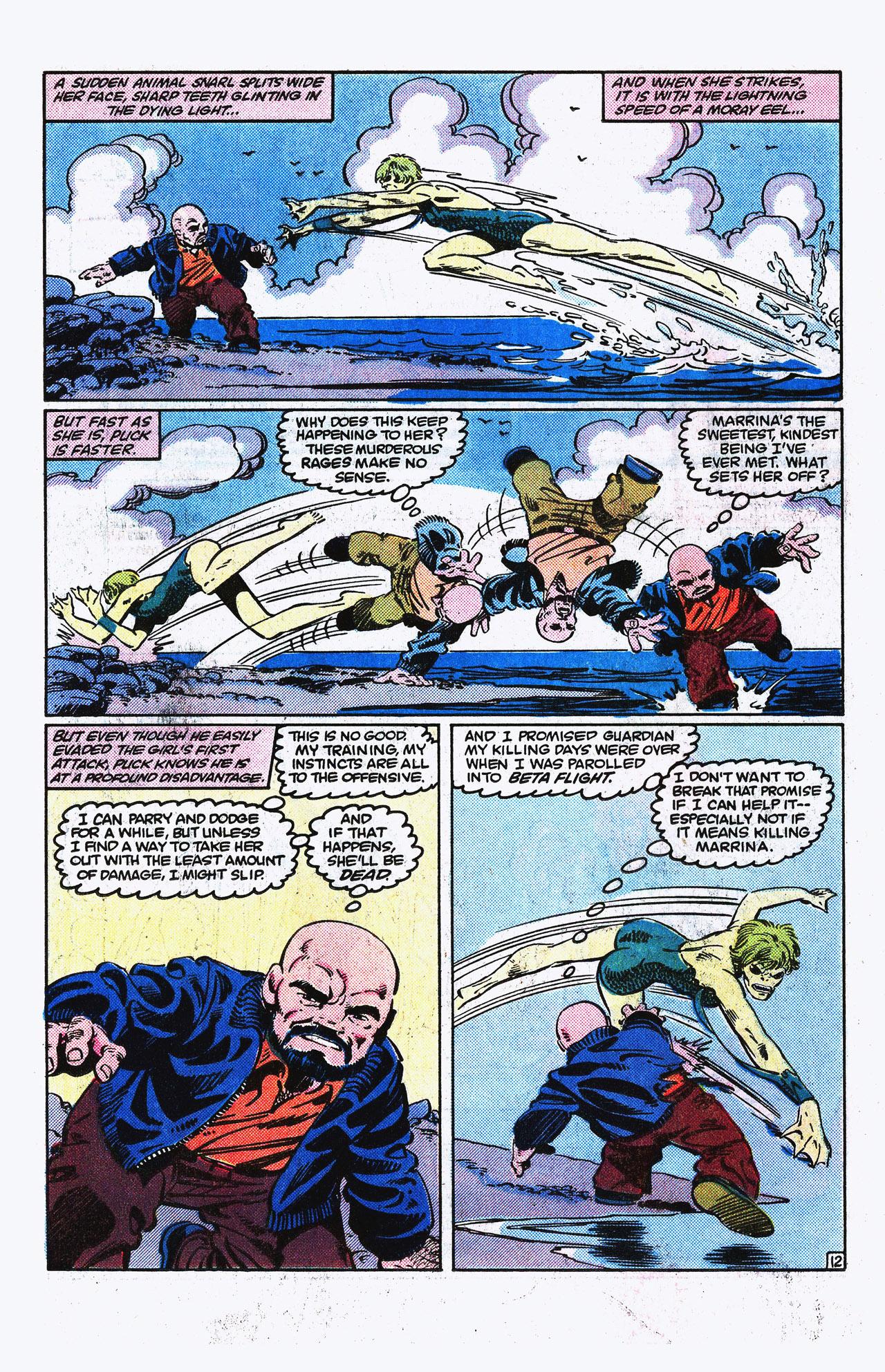 Read online Alpha Flight (1983) comic -  Issue #15 - 13