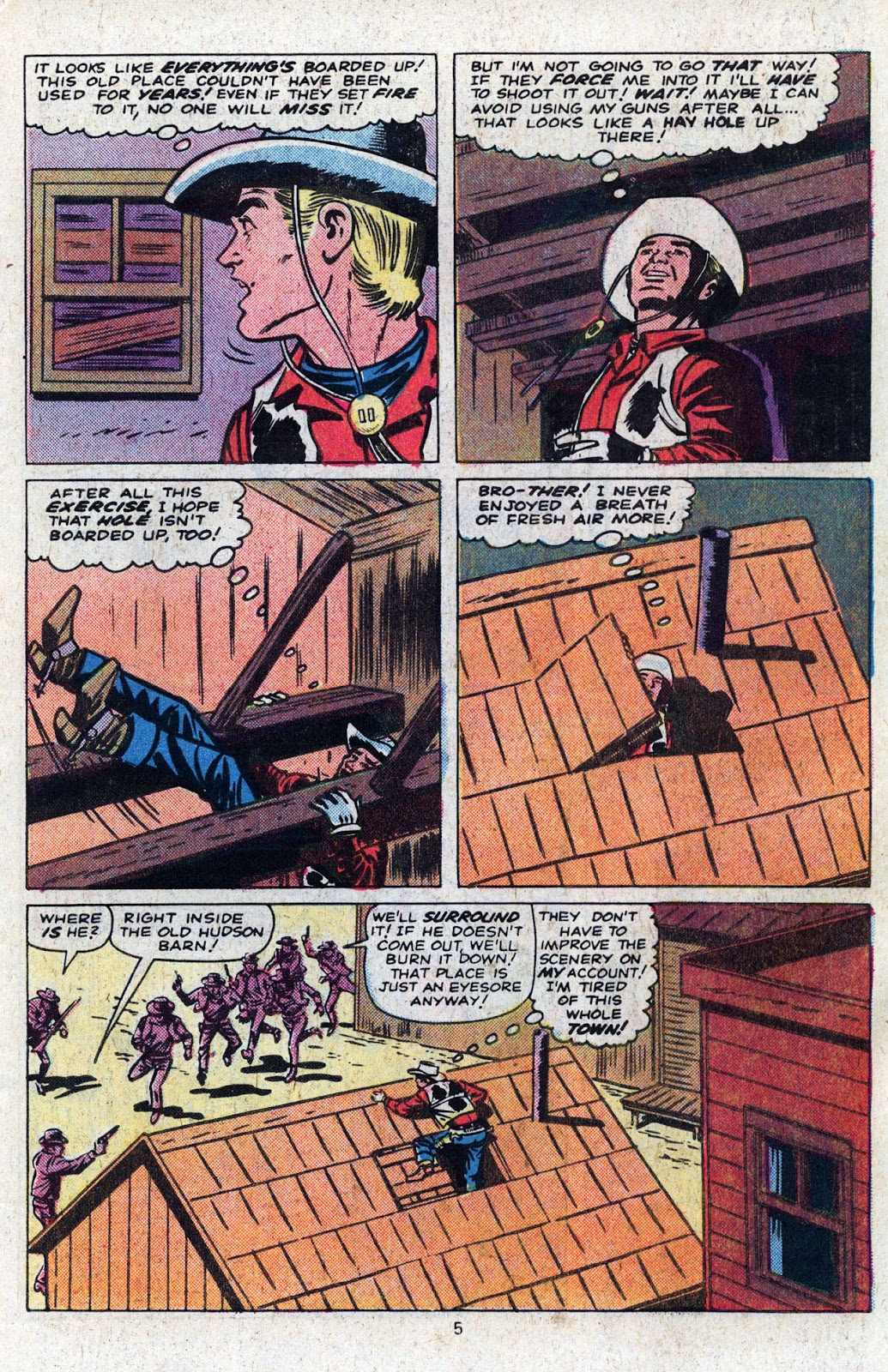 Kid Colt Outlaw issue 227 - Page 7