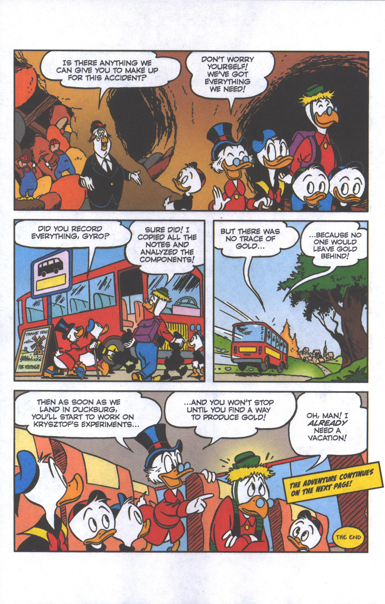 Read online Uncle Scrooge (1953) comic -  Issue #385 - 13