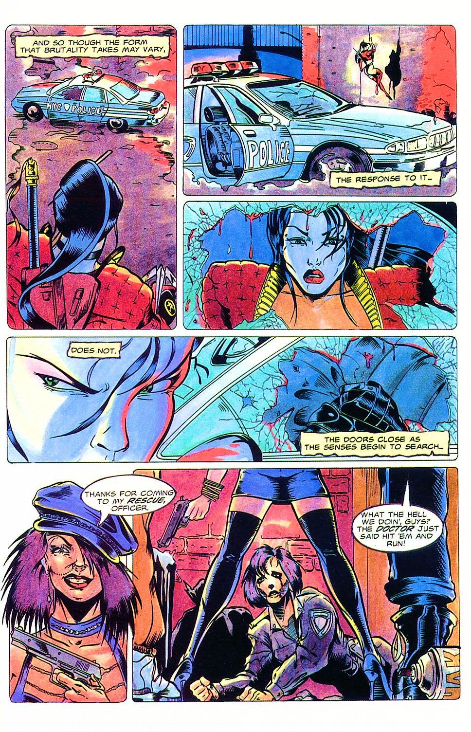 Read online Shi: The Way of the Warrior comic -  Issue #1 - 13