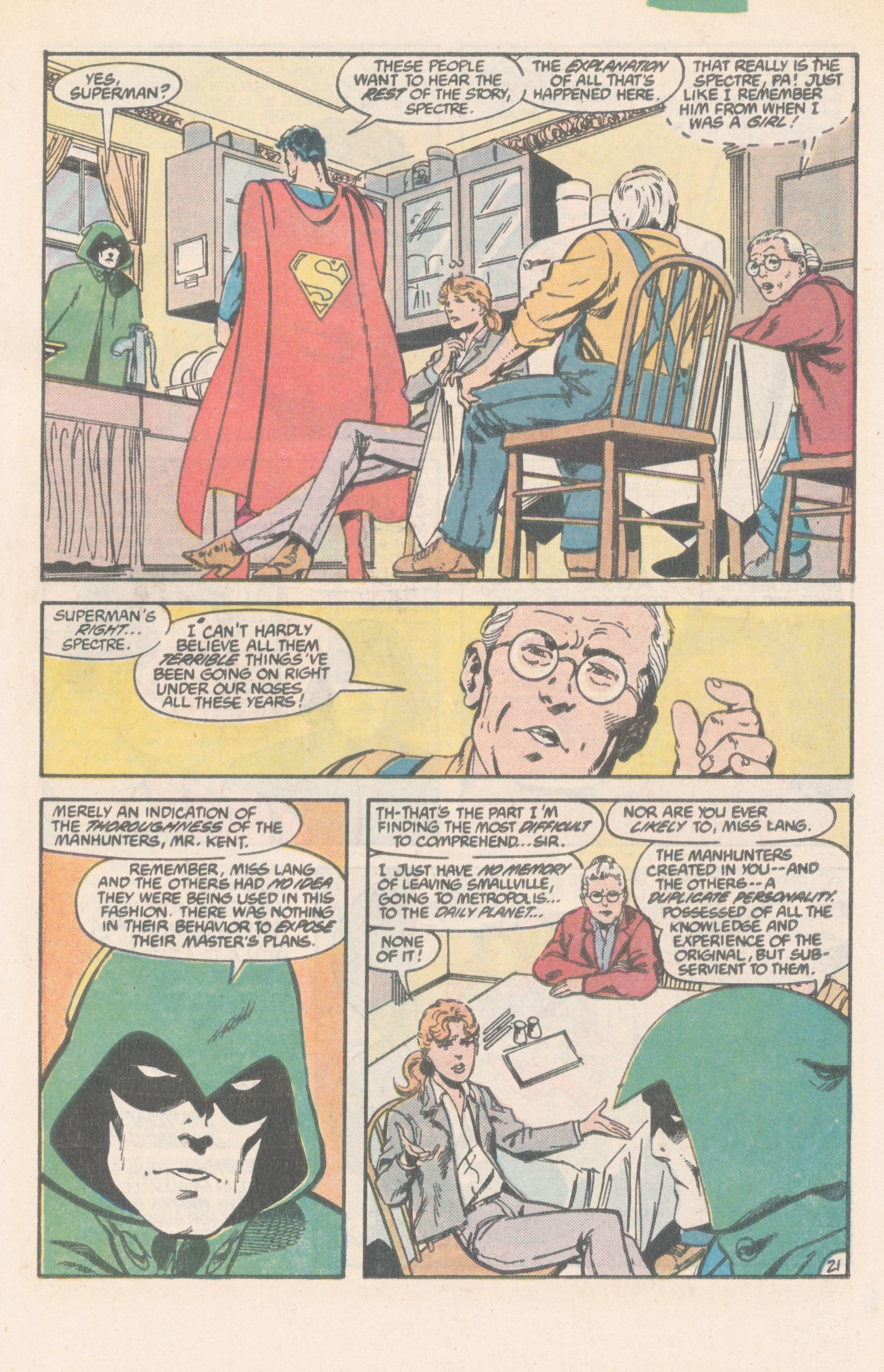 Read online Action Comics (1938) comic -  Issue #596 - 30