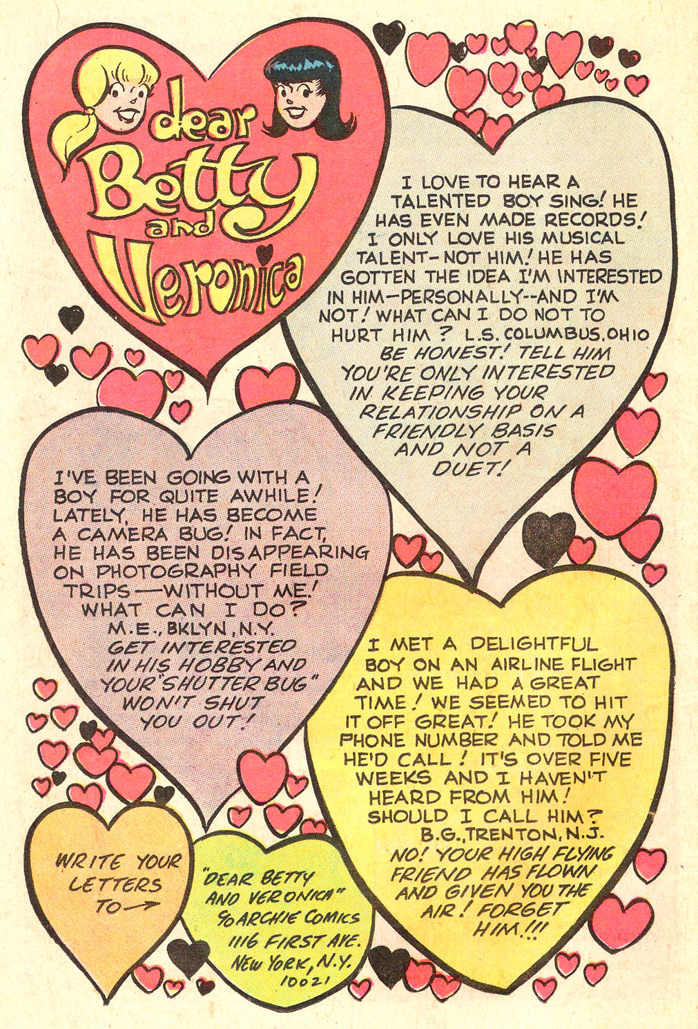 Read online Archie's Girls Betty and Veronica comic -  Issue #178 - 25