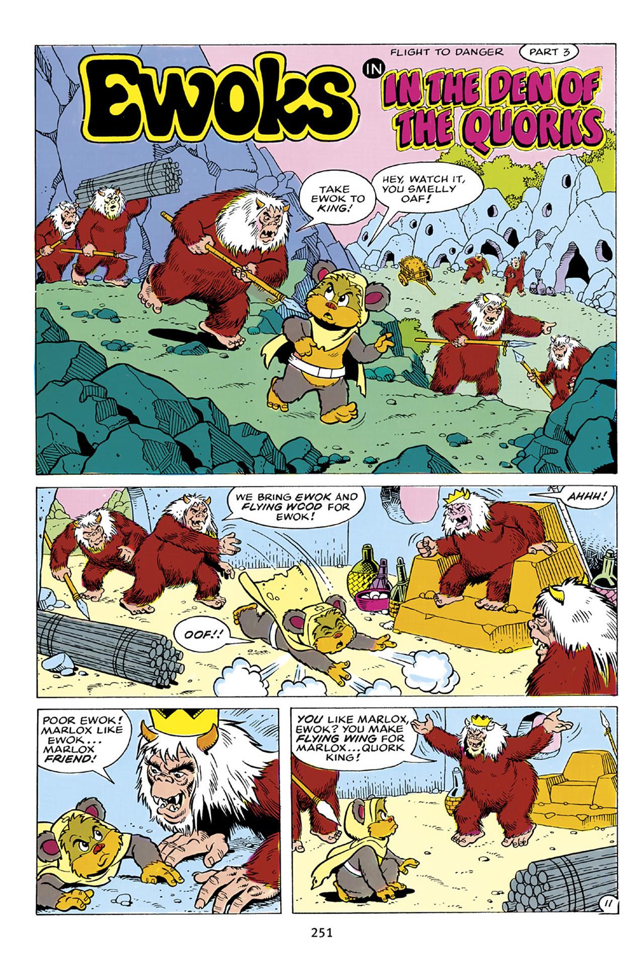Read online Star Wars Omnibus comic -  Issue # Vol. 23 - 249