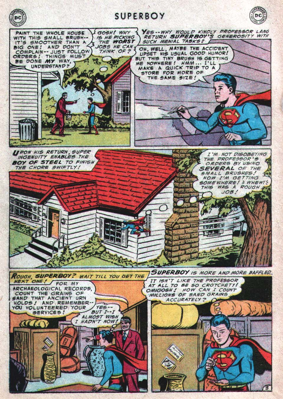 Superboy (1949) issue 46 - Page 12