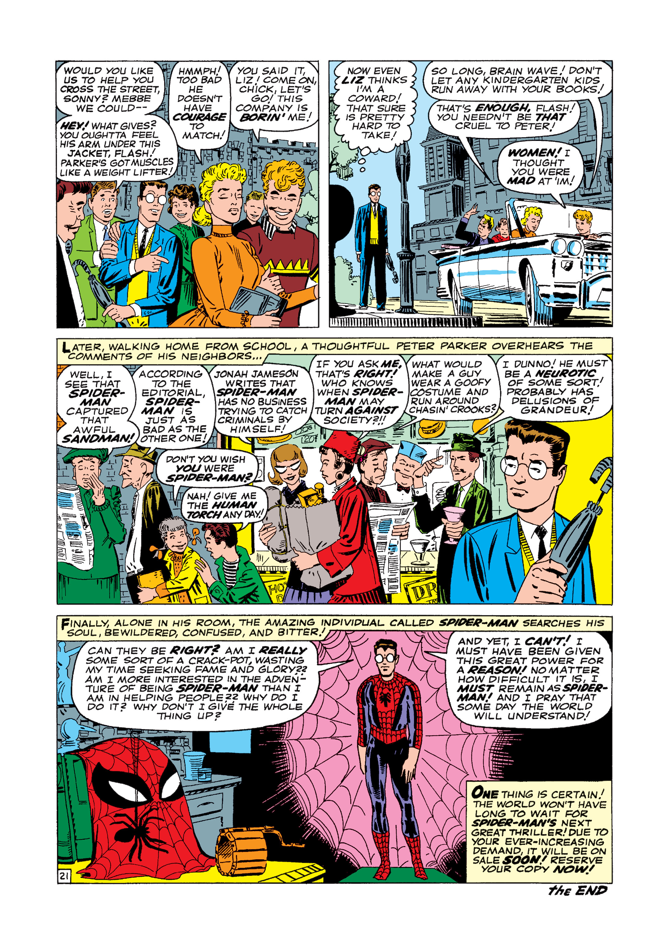 The Amazing Spider-Man (1963) 4 Page 21