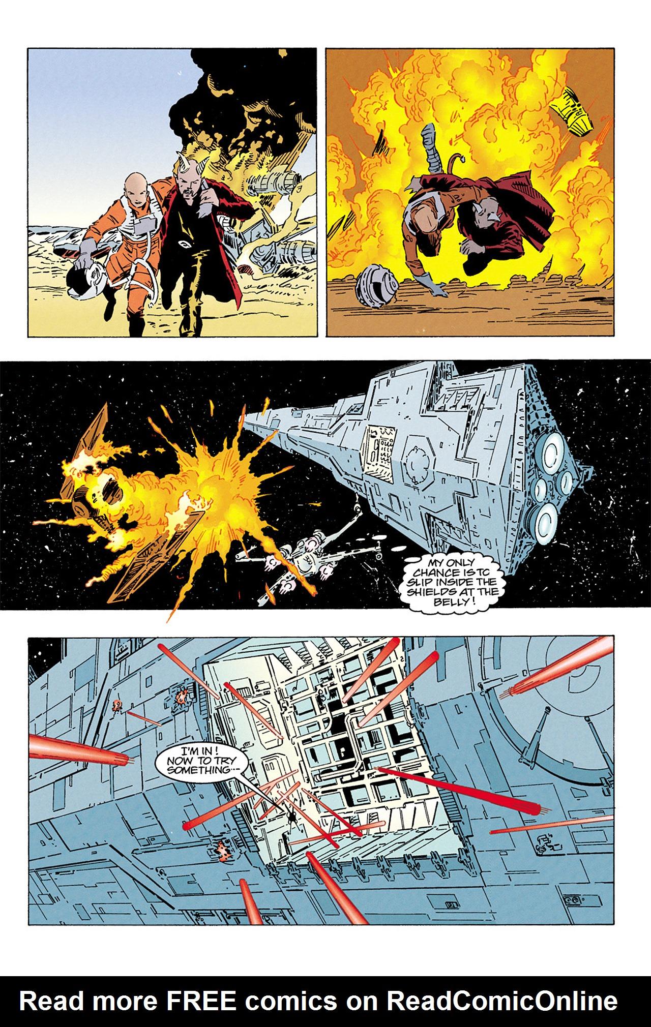 Read online Star Wars Omnibus comic -  Issue # Vol. 2 - 110