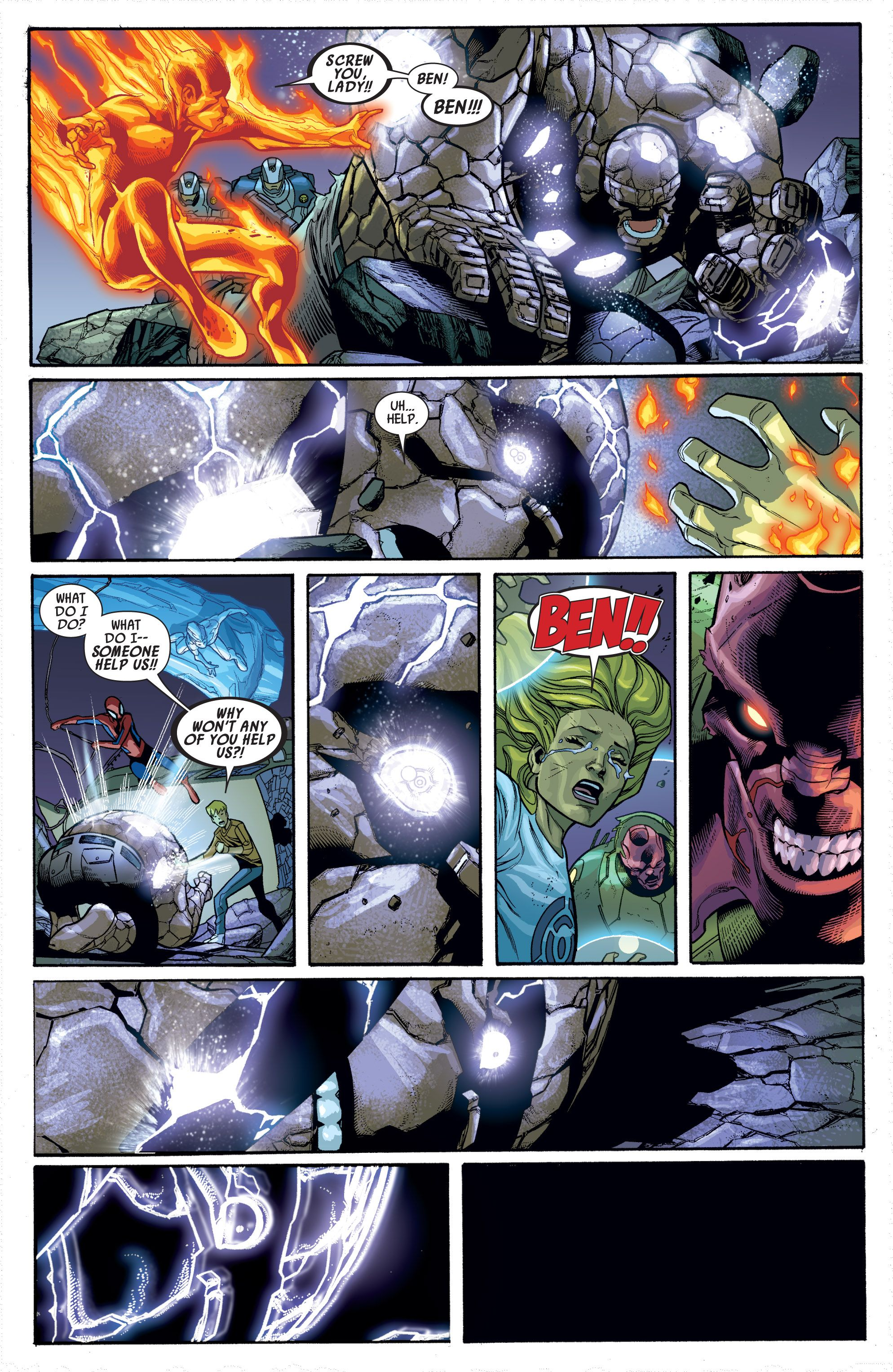 Read online Ultimate Comics Doomsday comic -  Issue # Full - 70