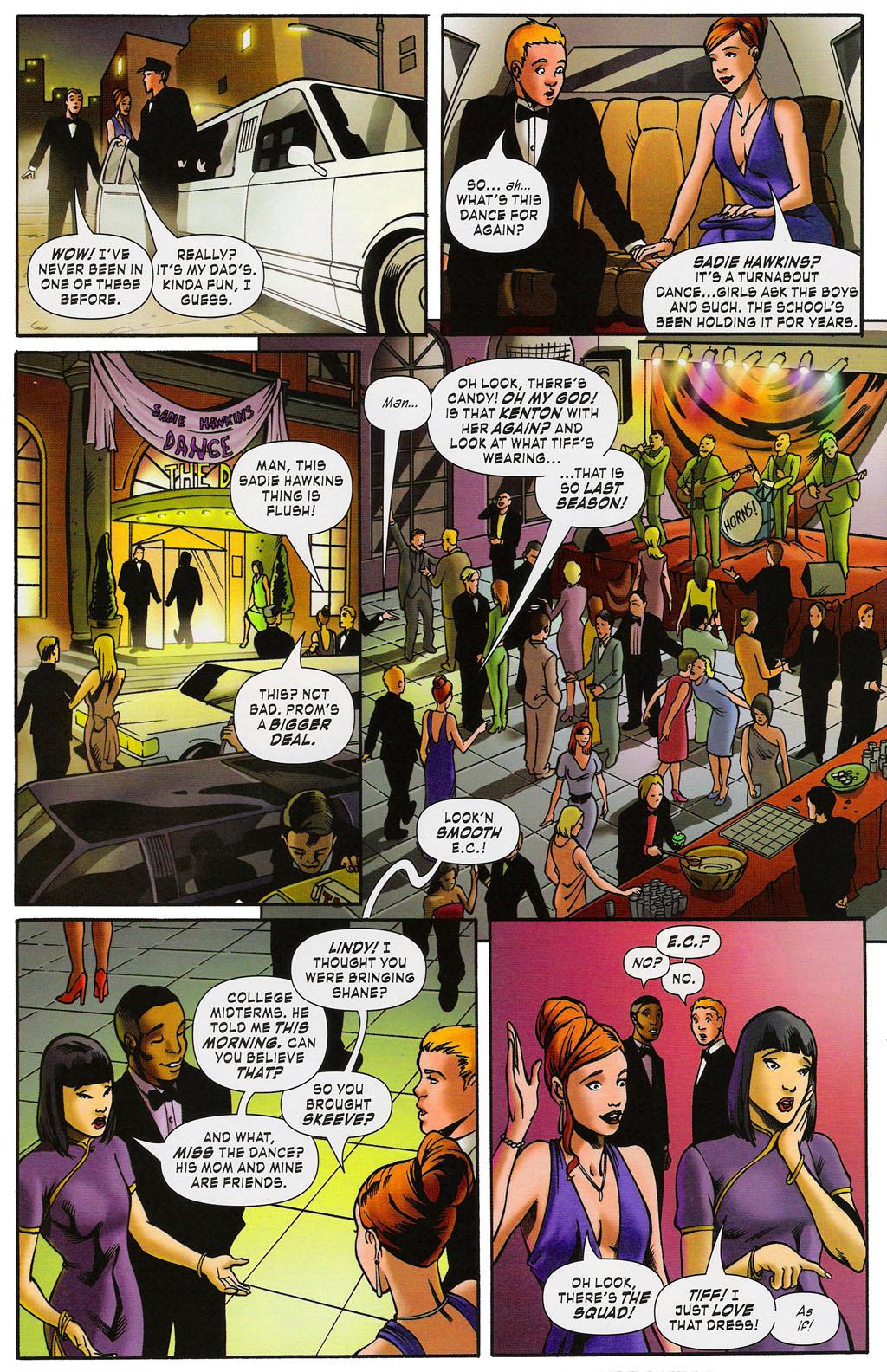 Read online ShadowHawk (2005) comic -  Issue #3 - 14