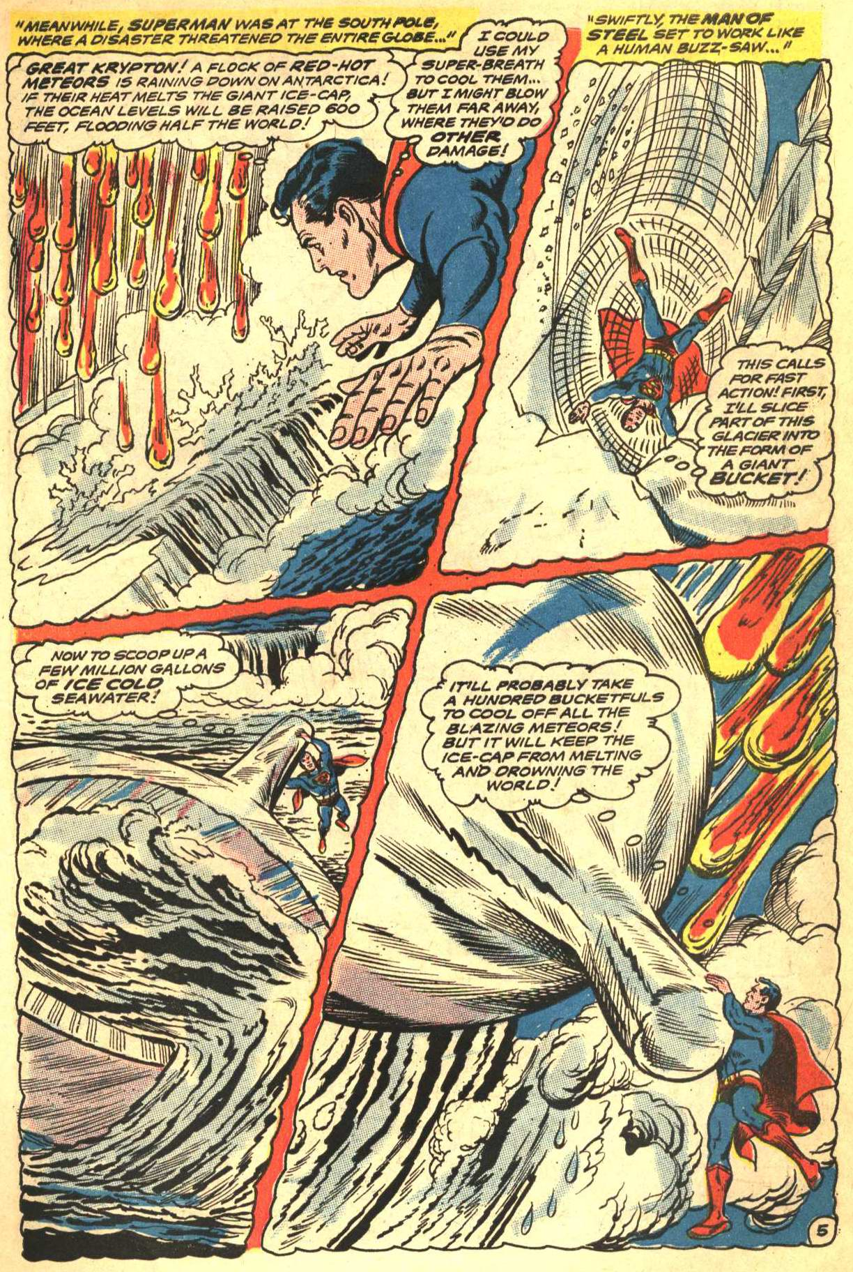 Read online Action Comics (1938) comic -  Issue #367 - 7