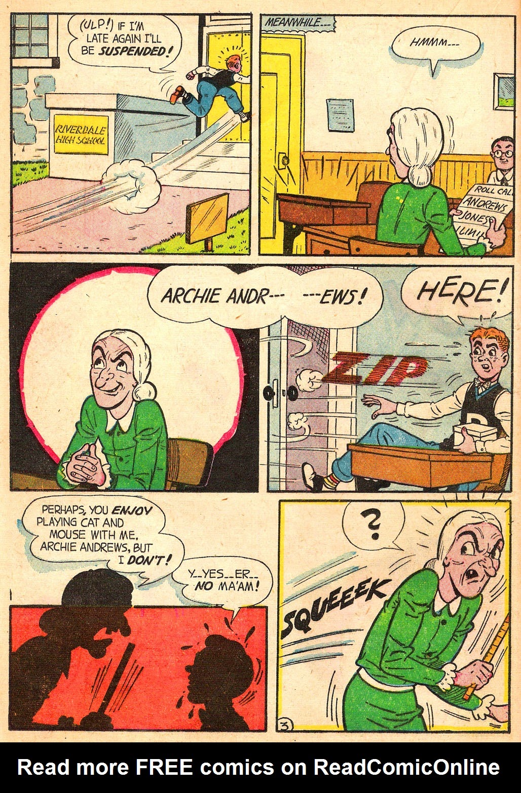 Archie Comics issue 027 - Page 22
