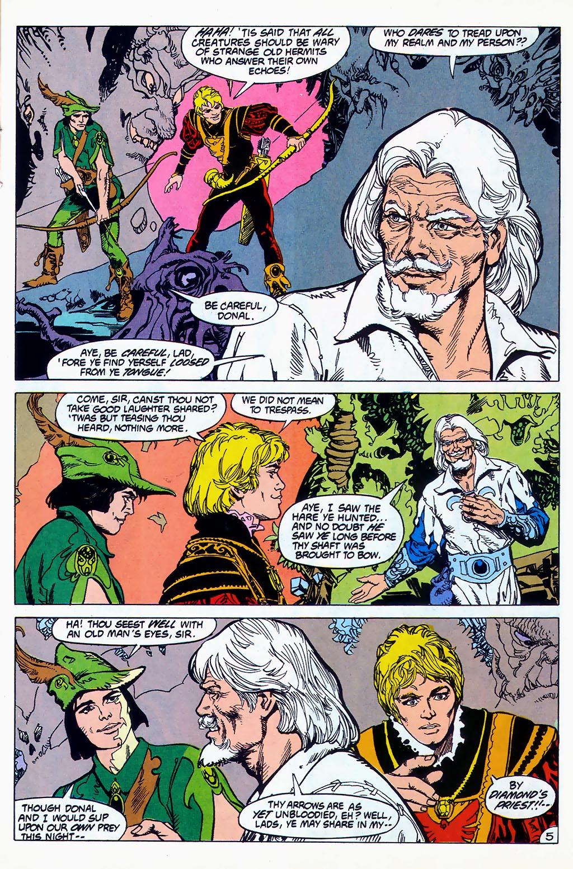 Read online Amethyst (1987) comic -  Issue #1 - 6