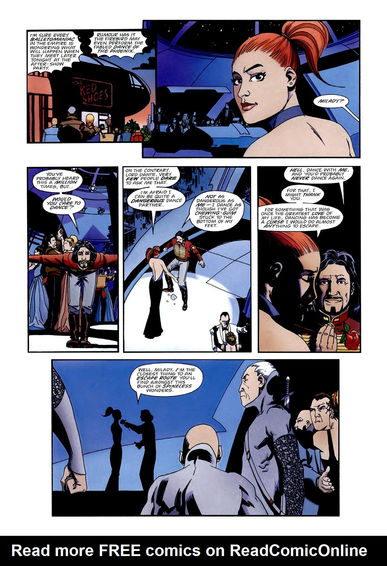 Read online Nikolai Dante comic -  Issue # TPB 3 - 19