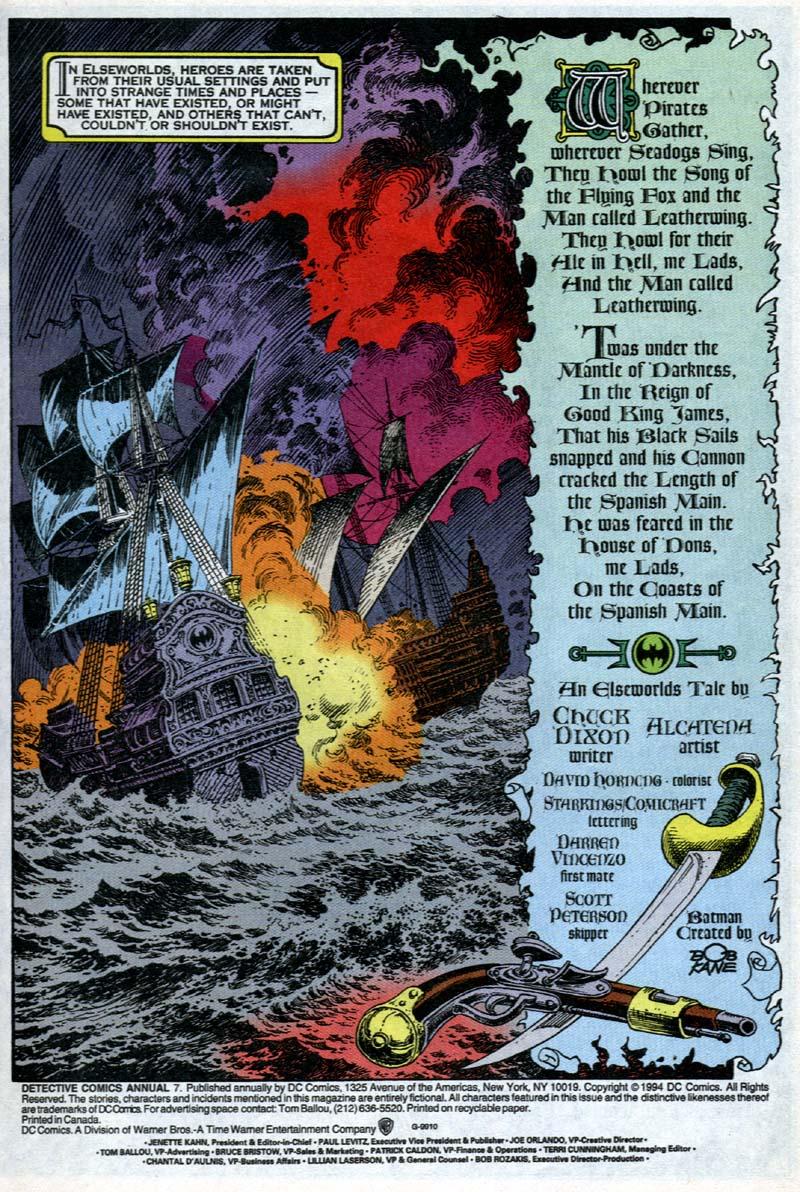 Detective Comics (1937) _Annual_7 Page 1